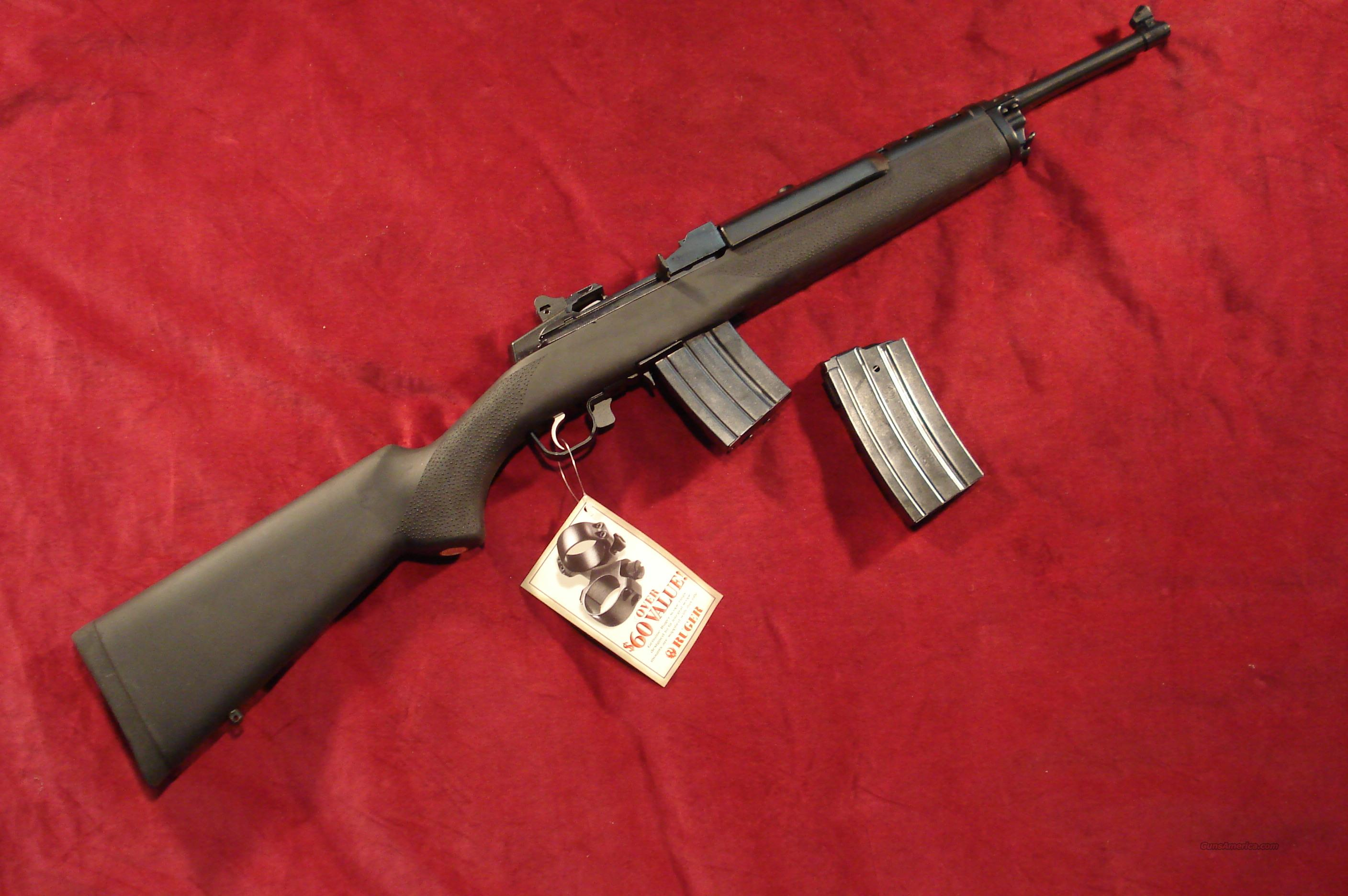 RUGER NRA MINI 14 RANCH RIFLE 223CAL. NEW  Guns > Rifles > Ruger Rifles > Mini-14 Type