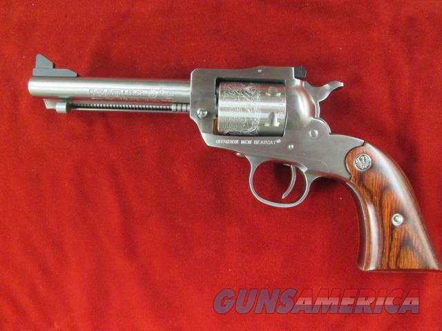 RUGER BEARCAT 22LR STAINLESS W/ ADJUSTABLE SIGHTS NEW  Guns > Pistols > Ruger Single Action Revolvers > Bearcat