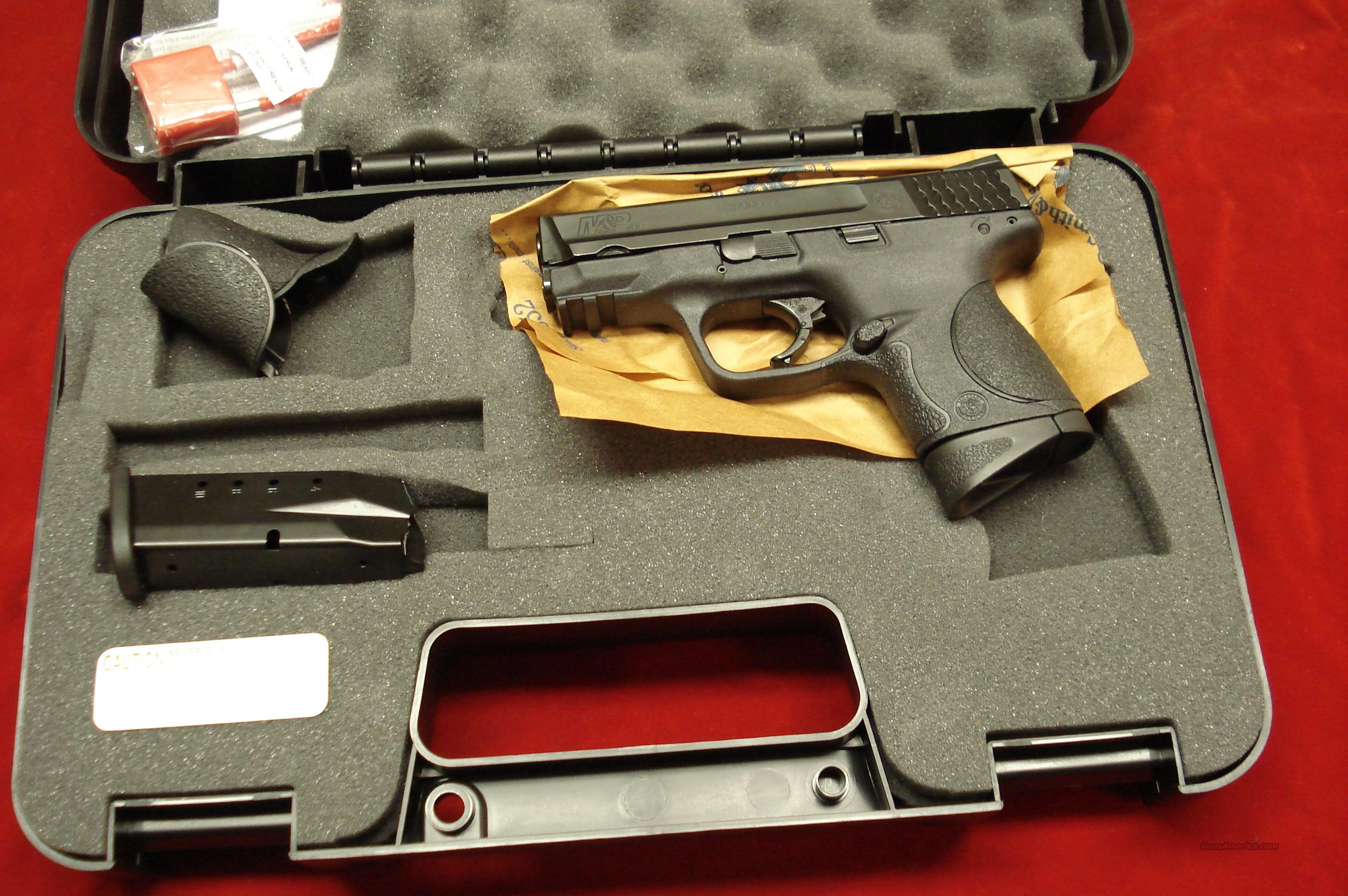 SMITH AND WESSON M&P COMPACT 40CAL NEW {{ CA APPROVED }}    Guns > Pistols > Smith & Wesson Pistols - Autos > Polymer Frame