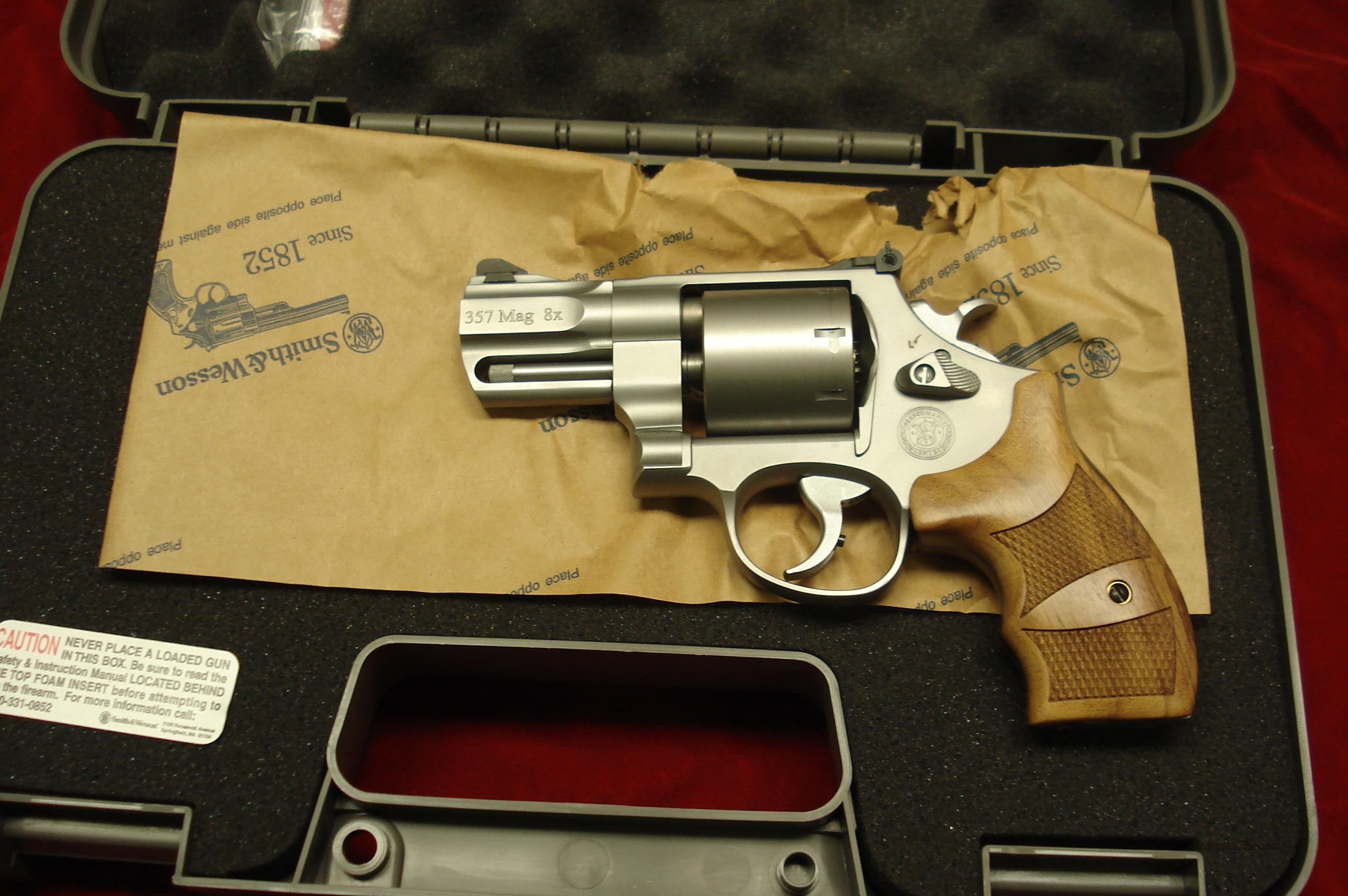 "SMITH AND WESSON PERFORMANCE CENTER MODEL 627 2.625"" 357MAG. NEW   Guns > Pistols > Smith & Wesson Revolvers > Performance Center"