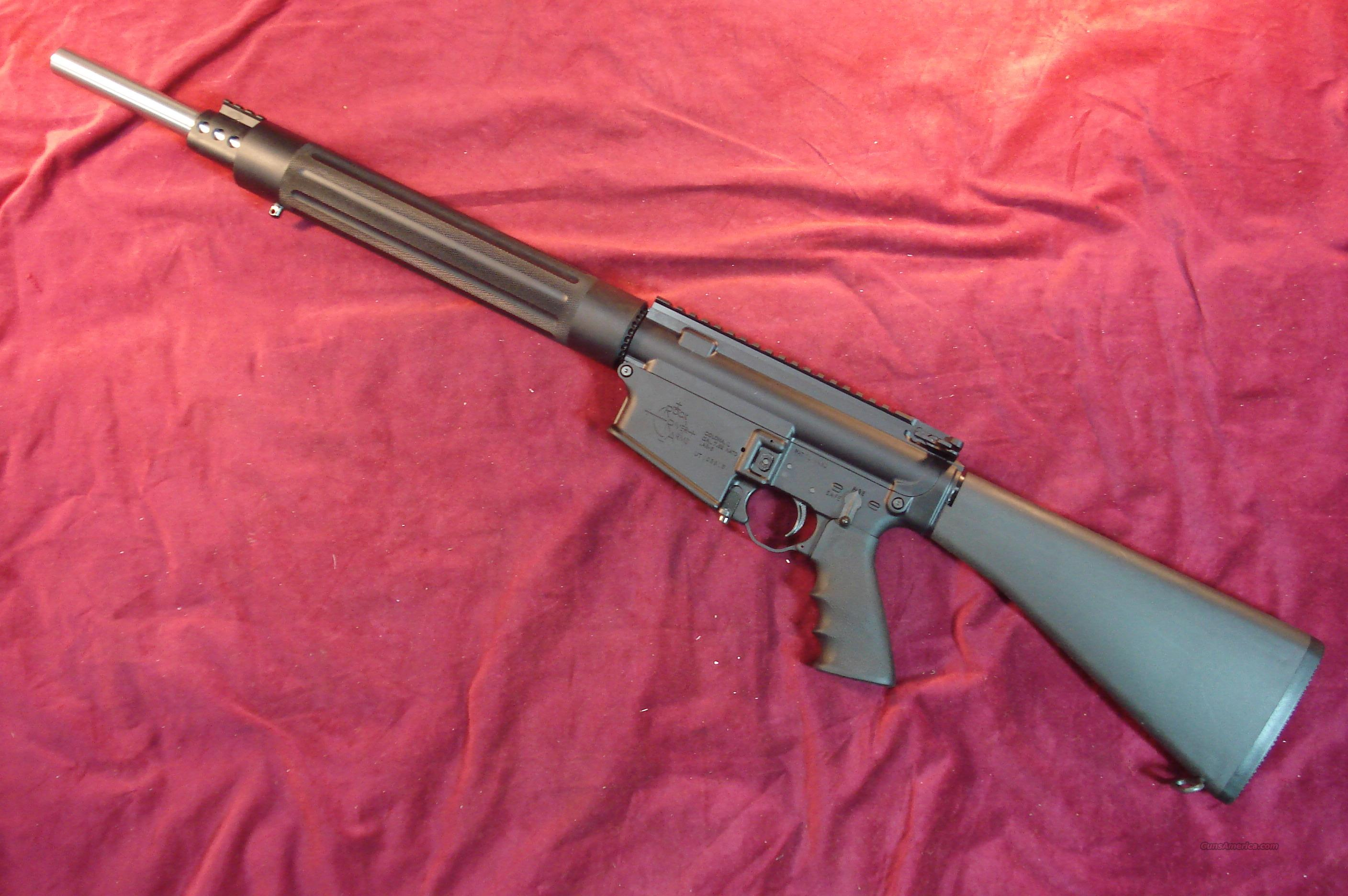"ROCK RIVER 308 CAL 20"" HEAVY STAINLESS BARREL AR15 NEW   Guns > Rifles > Rock River Arms Rifles"
