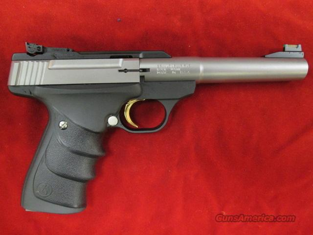 BROWNING BUCKMARK CAMPER URX PRO TARGET W/ 3 MAGS AND TRUGLO SIGHT NEW  Guns > Pistols > Browning Pistols > Buckmark