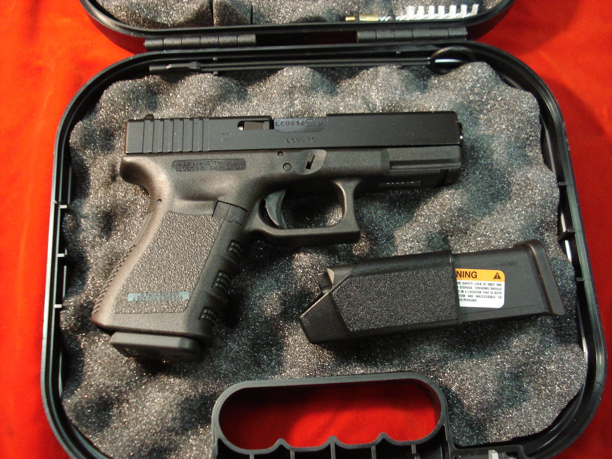 GLOCK  MODEL 23 40CAL. NEW    Guns > Pistols > Glock Pistols > 23