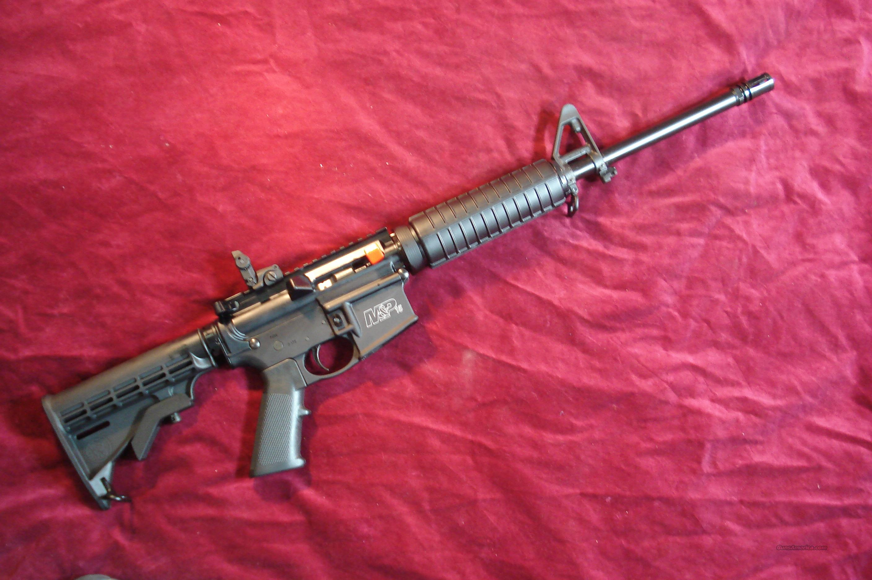 SMITH AND WESSON M&P15 SPORT NEW   Guns > Rifles > Smith & Wesson Rifles > M&P