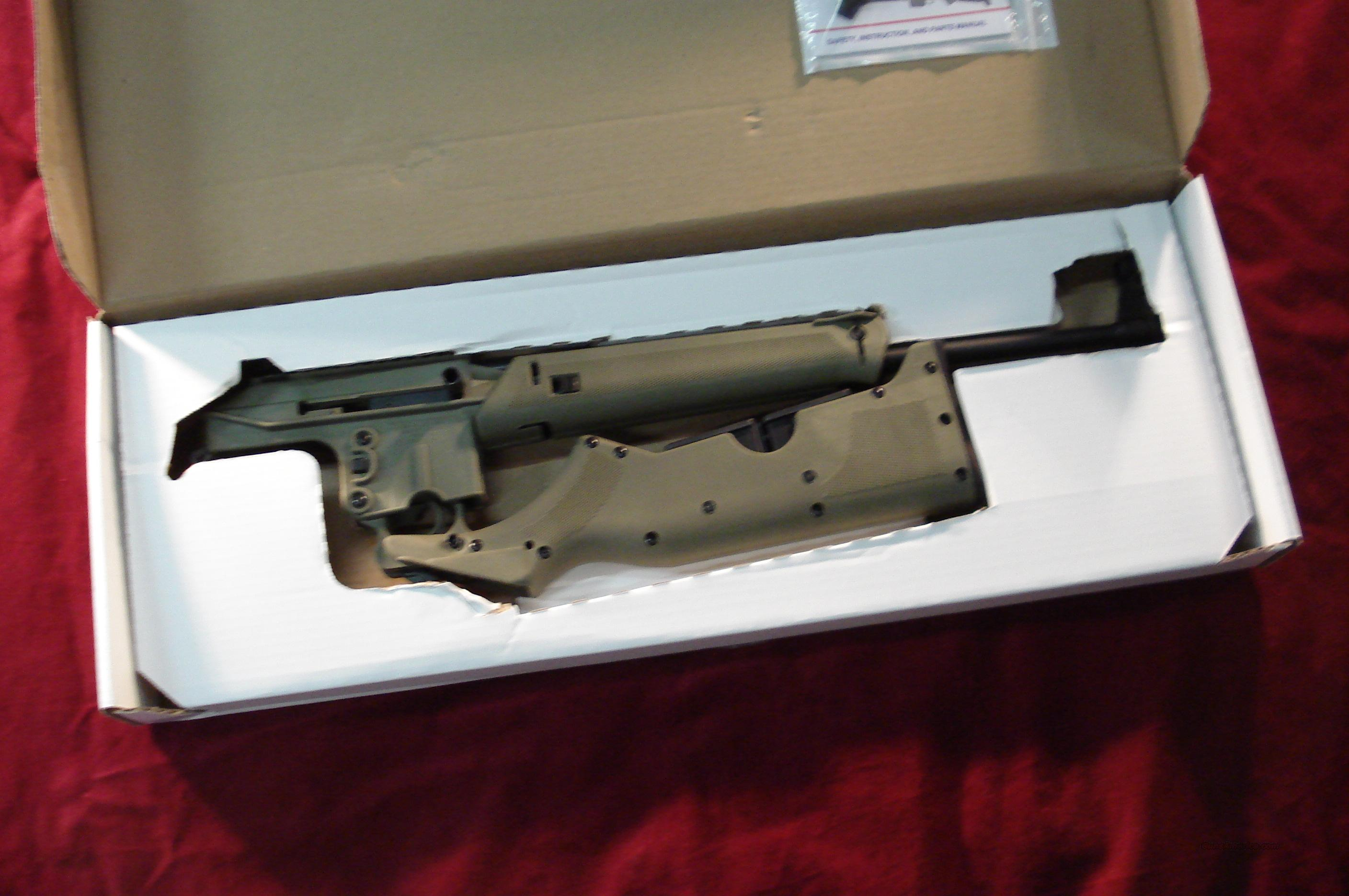 KEL-TEC SU-16 GREEN 223CAL.  NEW   Guns > Rifles > Kel-Tec Rifles