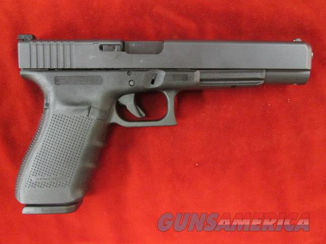 "GLOCK GEN 4 MODEL 40 M.O.S 10MM 6"" NEW  Guns > Pistols > Glock Pistols > 40"