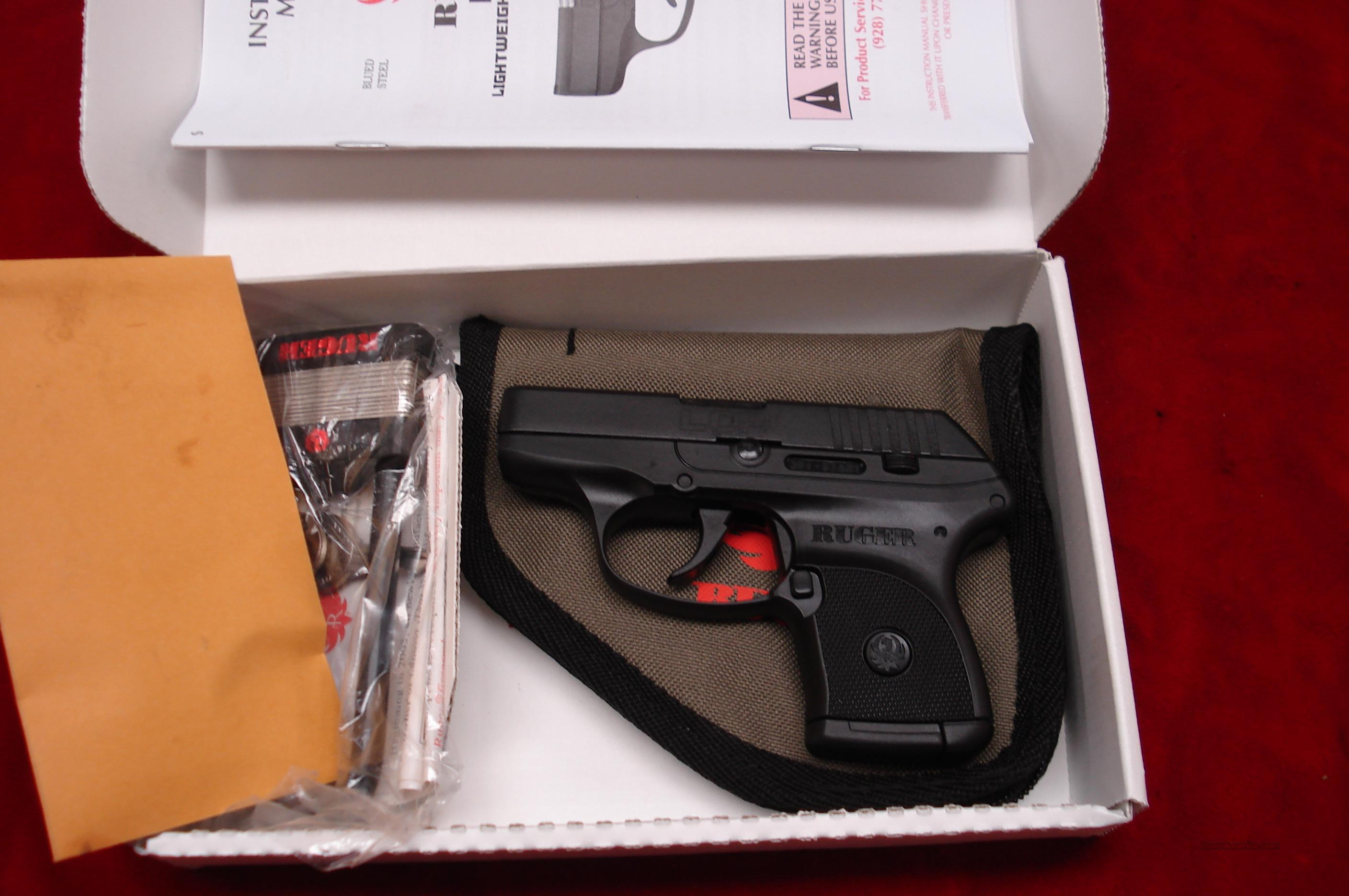 RUGER LCP **NEW RELEASE** (Lightweight Compact Pistol) 380CAL. NEW  Guns > Pistols > Ruger Semi-Auto Pistols > LCP