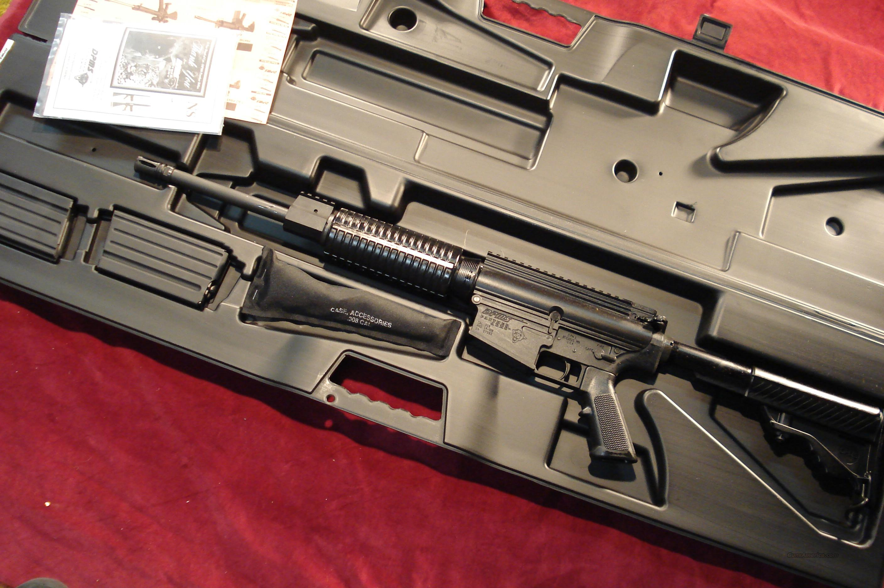 DPMS  SPORTICAL LONG RANGE 308CAL. NEW  Guns > Rifles > DPMS - Panther Arms > Complete Rifle