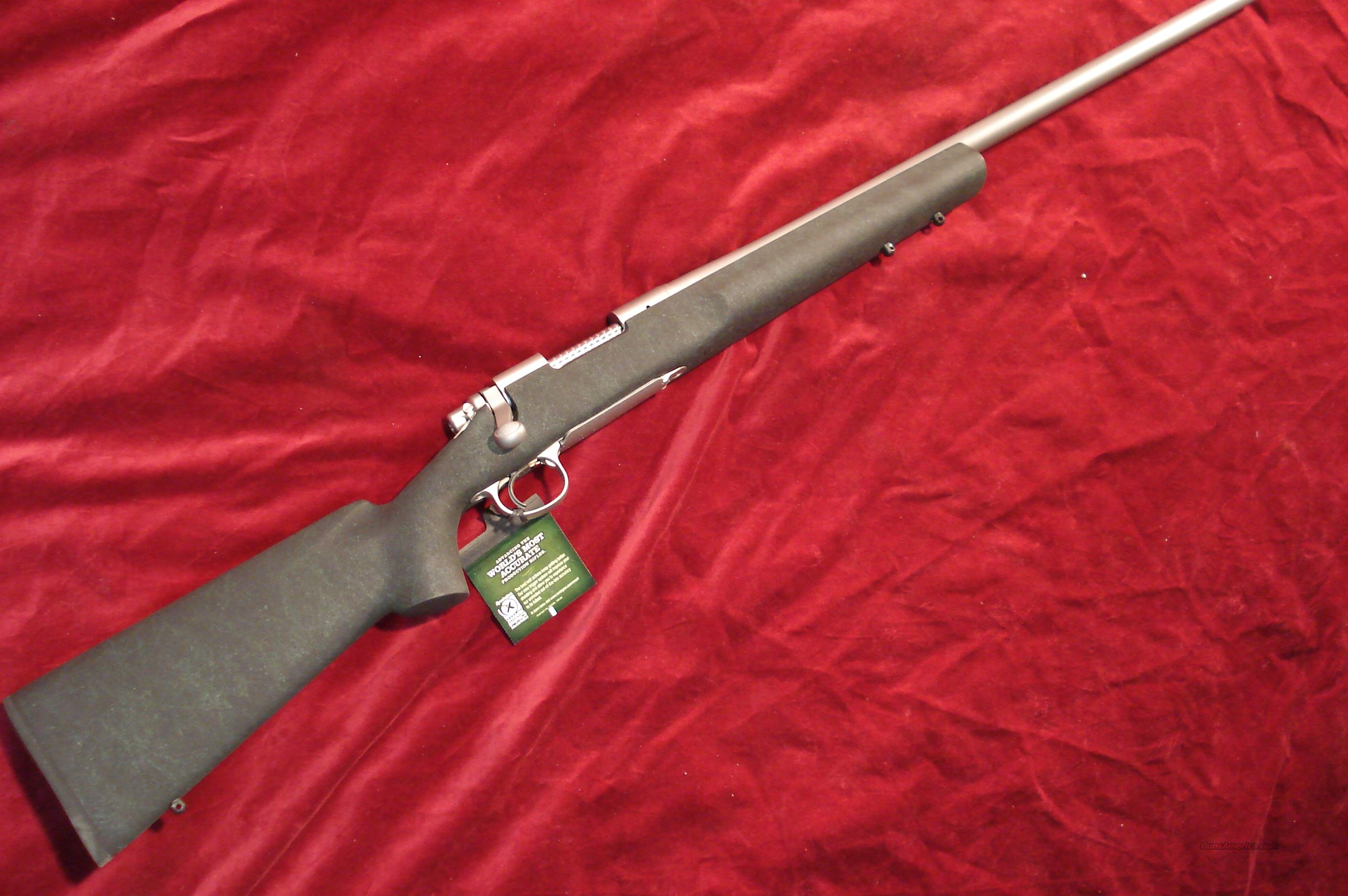 REMINGTON 700 STAINLESS SPECIAL 5-R MILSPEC BARREL .223CAL. NEW   Guns > Rifles > Remington Rifles - Modern > Model 700 > Tactical