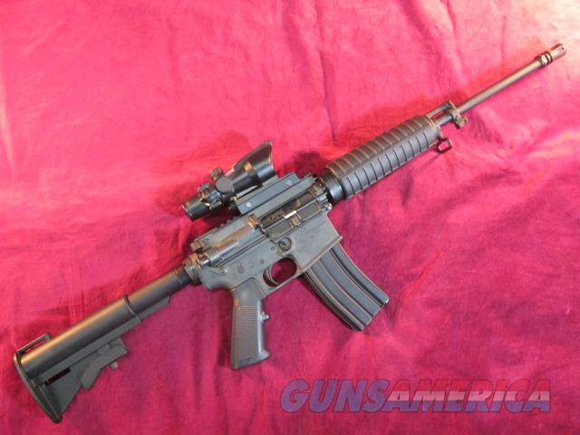 BUSHMASTER CARBON 15 USED  Guns > Rifles > Bushmaster Rifles > Complete Rifles