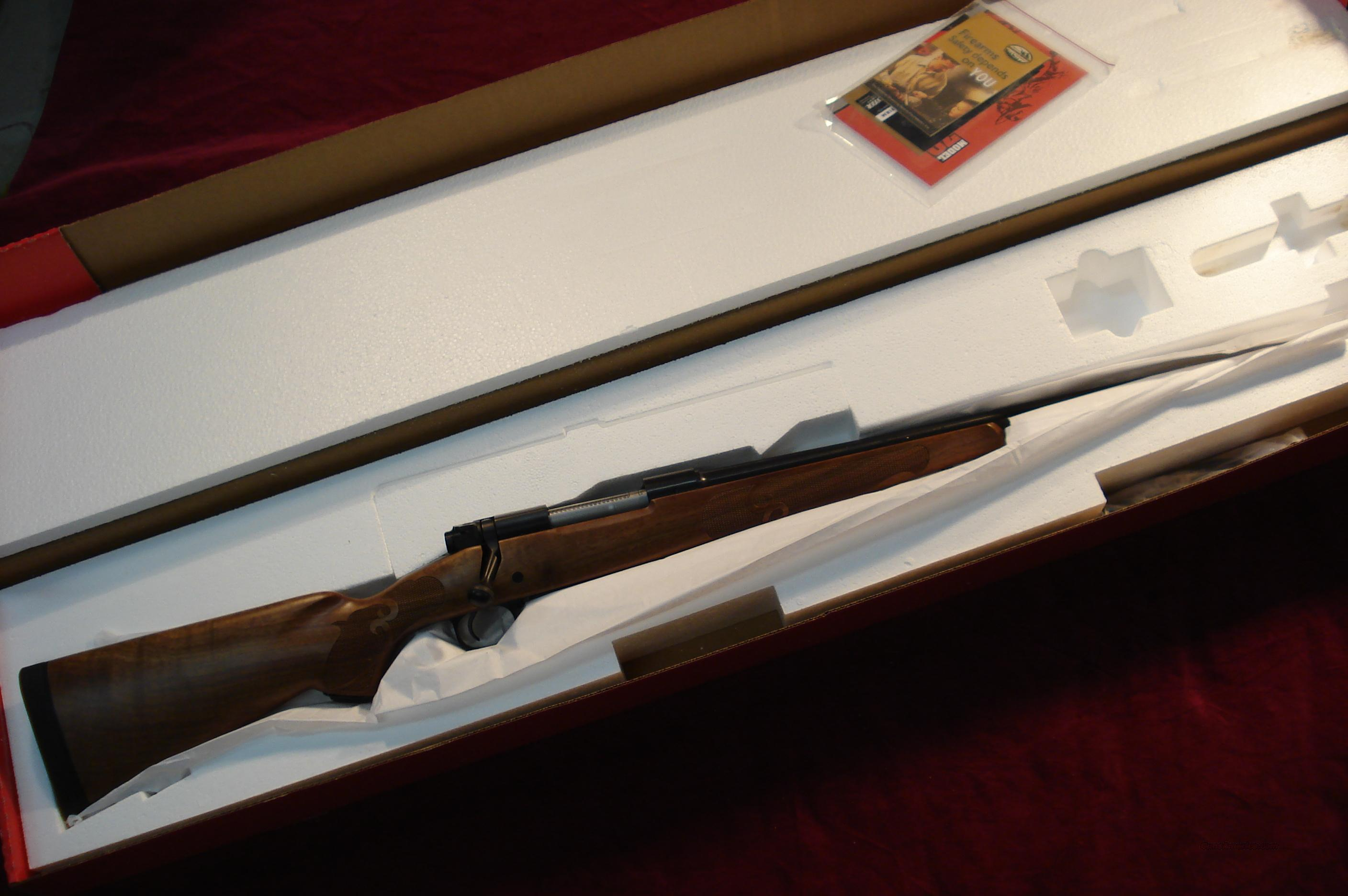 WINCHESTER 70 FEATHERWEIGHT DELUXE 30-06 CAL. NEW  Guns > Rifles > Winchester Rifles - Modern Bolt/Auto/Single > Model 70 > Post-64