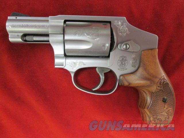 SMITH AND WESSON MODEL 640 ENGRAVED 357 MAG STAINLESS NEW  Guns > Pistols > Smith & Wesson Revolvers > Pocket Pistols