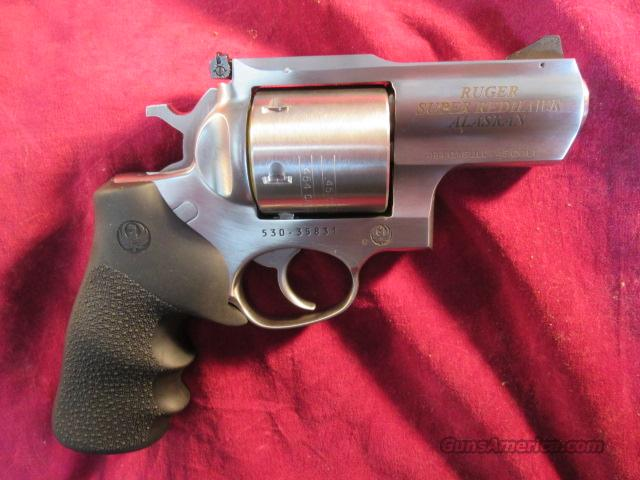 RUGER REDHAWK ALASKAN .454 CASULL NEW  Guns > Pistols > Ruger Double Action Revolver > Redhawk Type