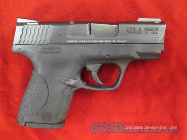 SMITH AND WESSON M&P SHIELD  9MM USED  Guns > Pistols > Smith & Wesson Pistols - Autos > Polymer Frame