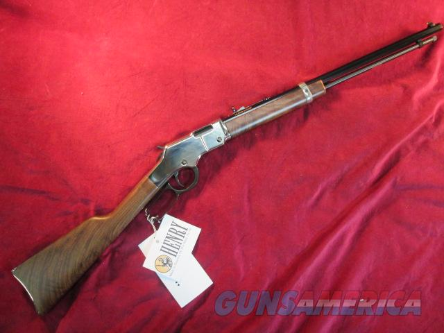 HENRY SILVER BOY 22LR  (H004S) NEW  Guns > Rifles > Henry Rifle Company