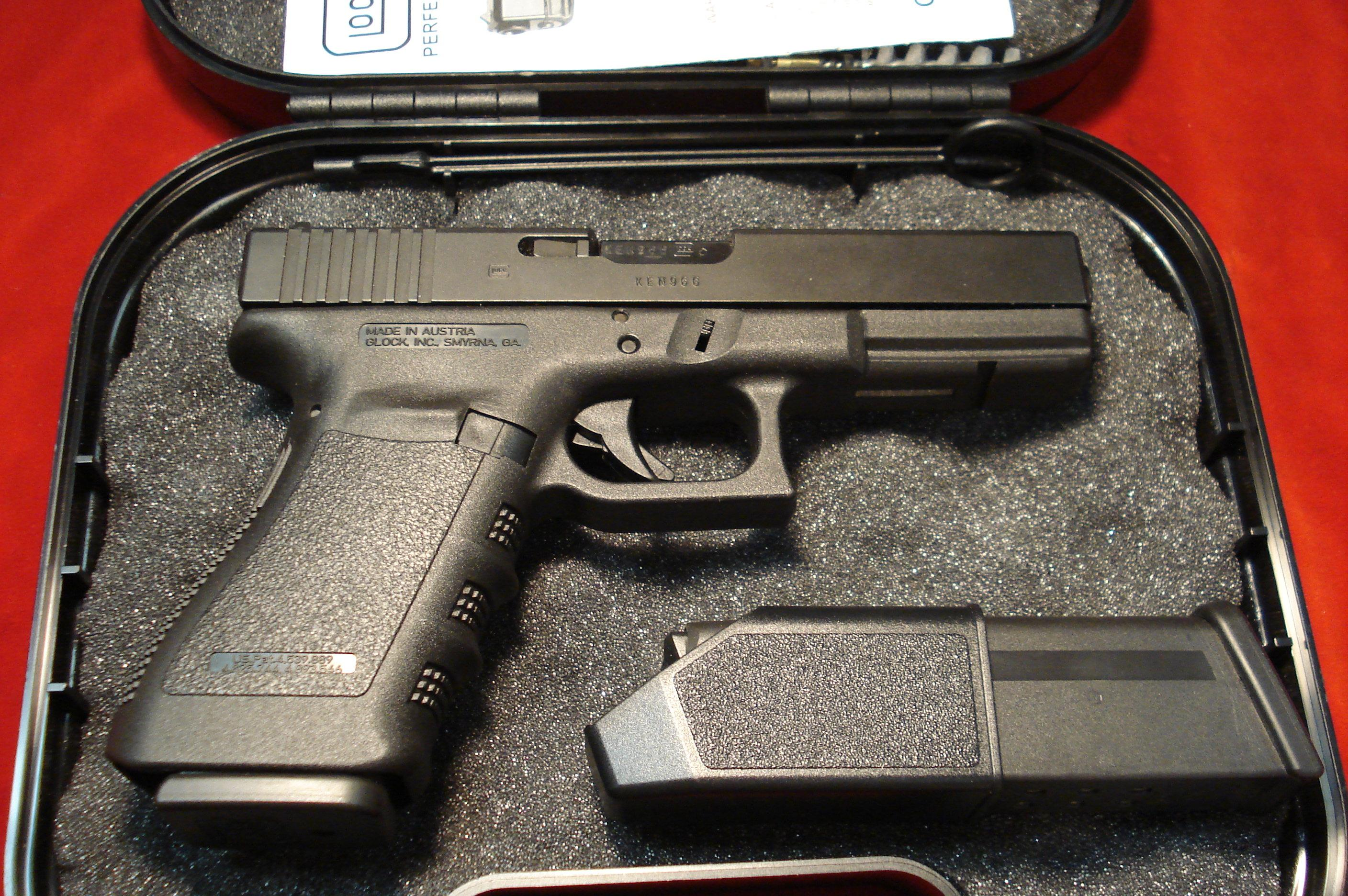 GLOCK MODEL 20 10MM HIGH CAP NEW  Guns > Pistols > Glock Pistols > 20/21