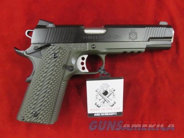 SPRINGFIELD ARMORY LOADED MARINE CORPS OPERATOR 1911 45ACP W/ NIGHT SIGHTS NEW ( PX9110MLP)  Guns > Pistols > Springfield Armory Pistols > 1911 Type