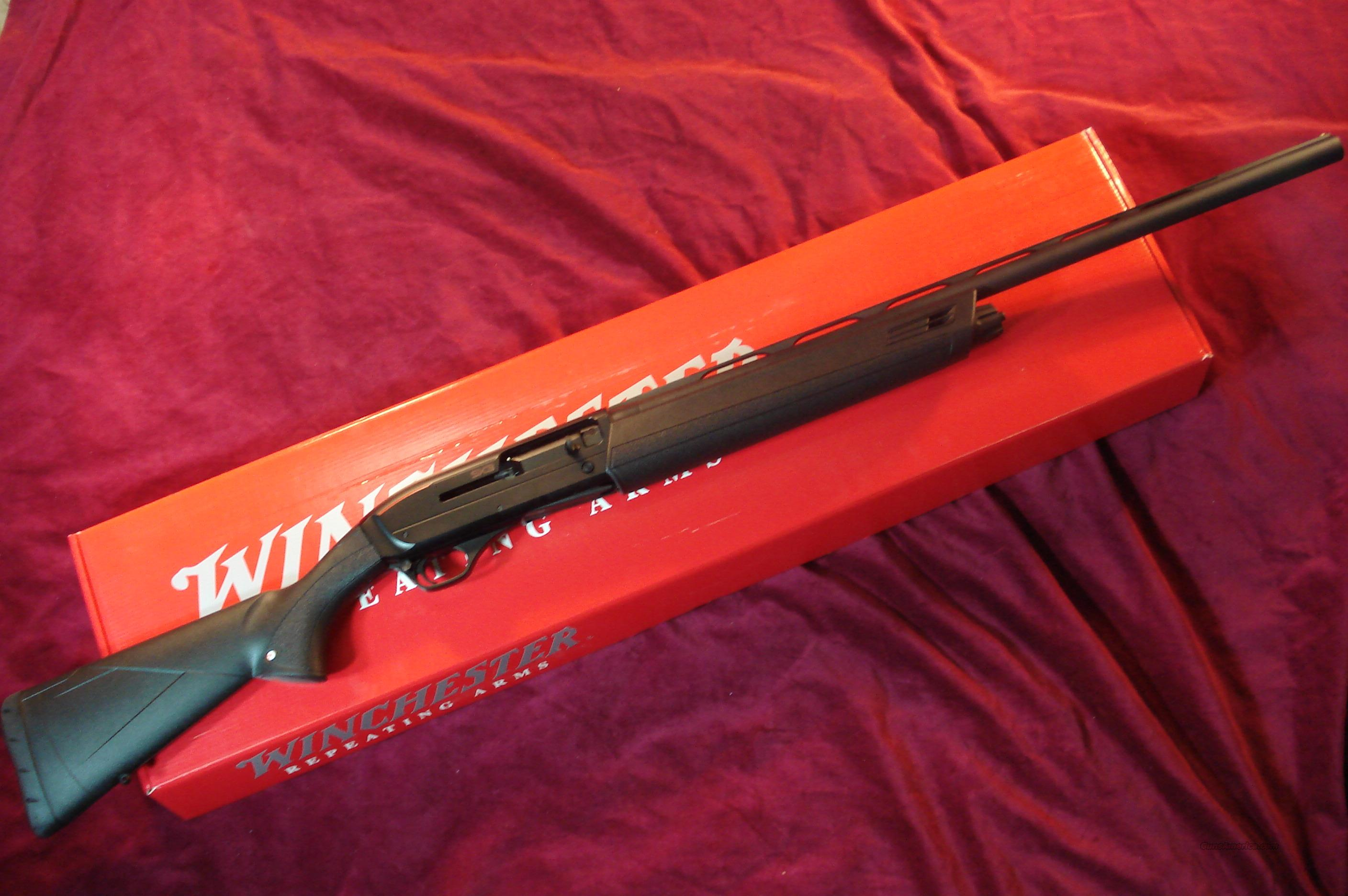 "WINCHESTER  SXIII BLACK SHADOW 3.5"" DURA-TOUCH NEW  Guns > Shotguns > Winchester Shotguns - Modern > Autoloaders > Hunting"