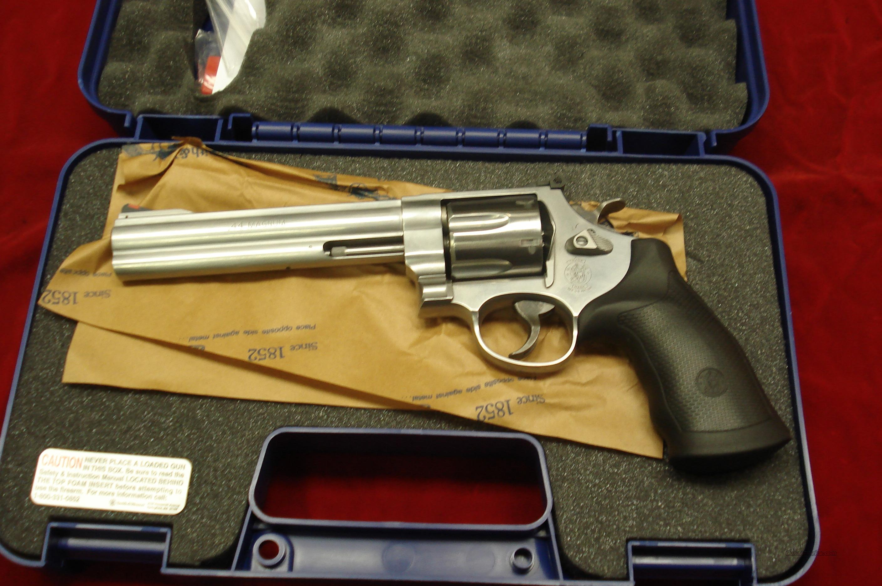 "SMITH AND WESSON 629 CLASSIC 6.5"" 44MAG. NEW   Guns > Pistols > Smith & Wesson Revolvers > Model 629"