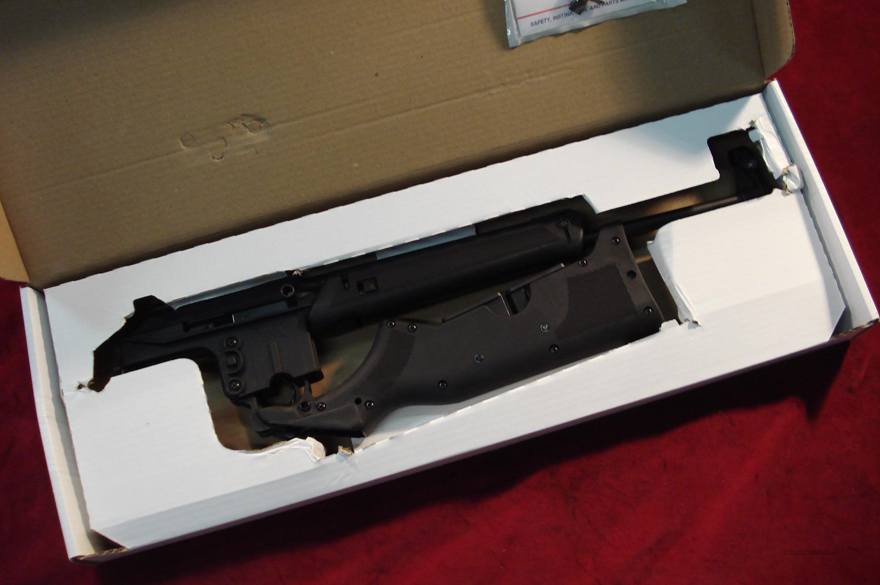 KEL-TEC SU-16A BLACK 5.56/223CAL. NEW   Guns > Rifles > Kel-Tec Rifles