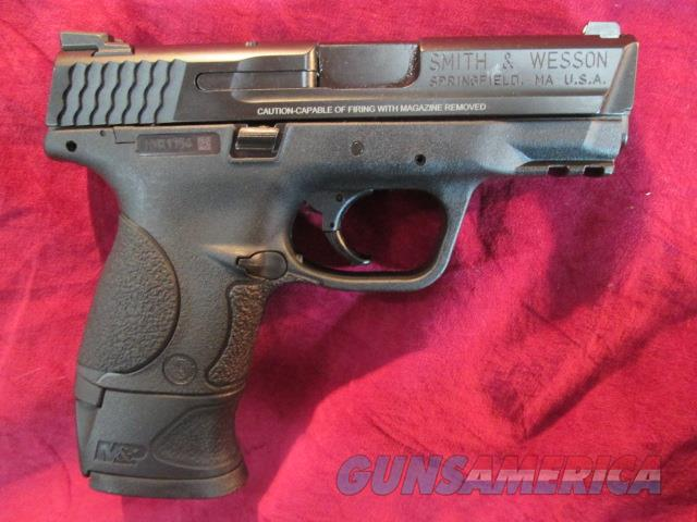 SMITH AND WESSON M&P COMPACT 9MM WITH X GRIP NEW   (150954)    Guns > Pistols > Smith & Wesson Pistols - Autos > Polymer Frame