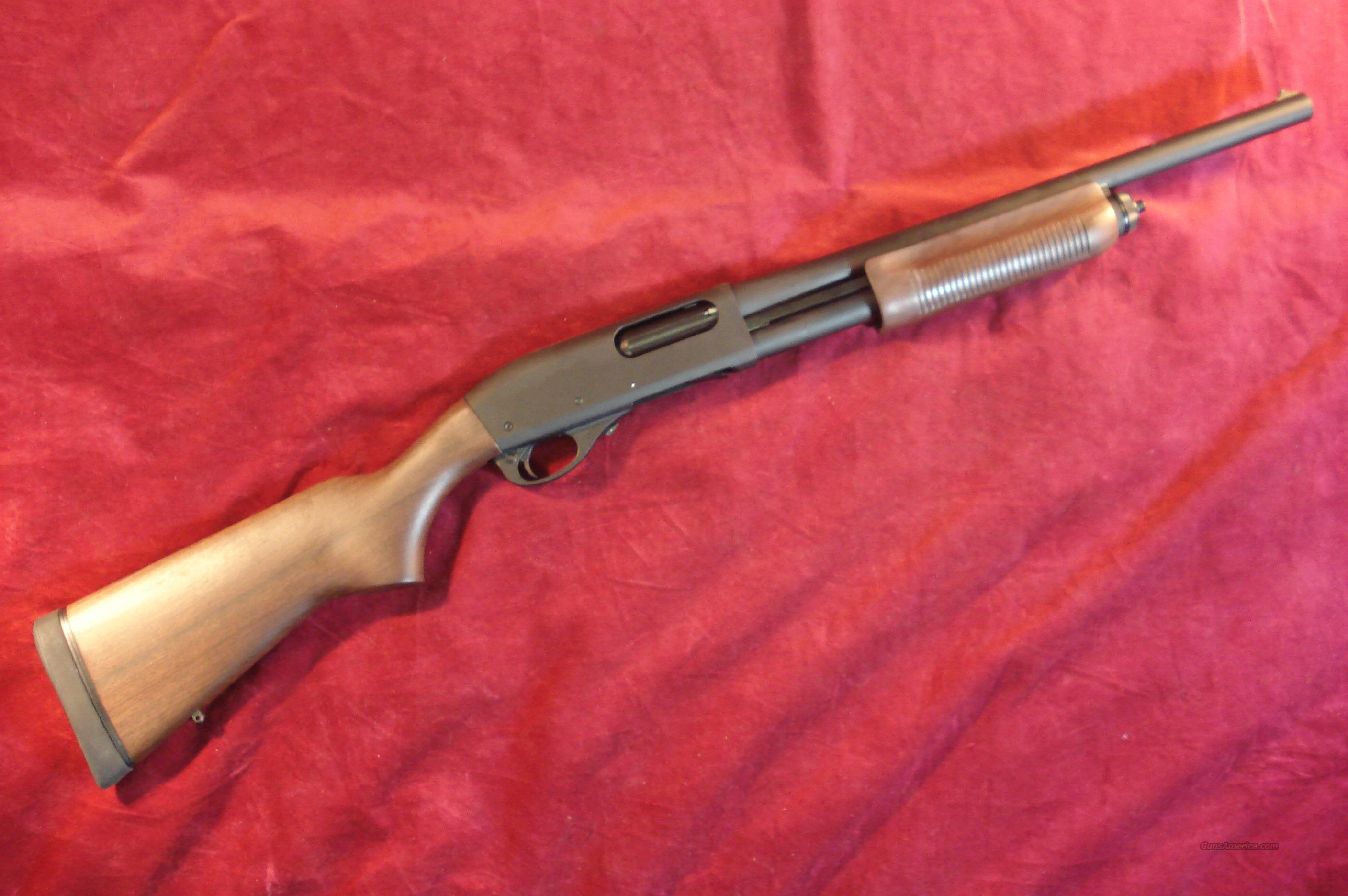 "REMINGTON 870 POLICE 12G 18""  4+1 SHOT PARKERIZED NEW  Guns > Shotguns > Remington Shotguns  > Pump > Tactical"