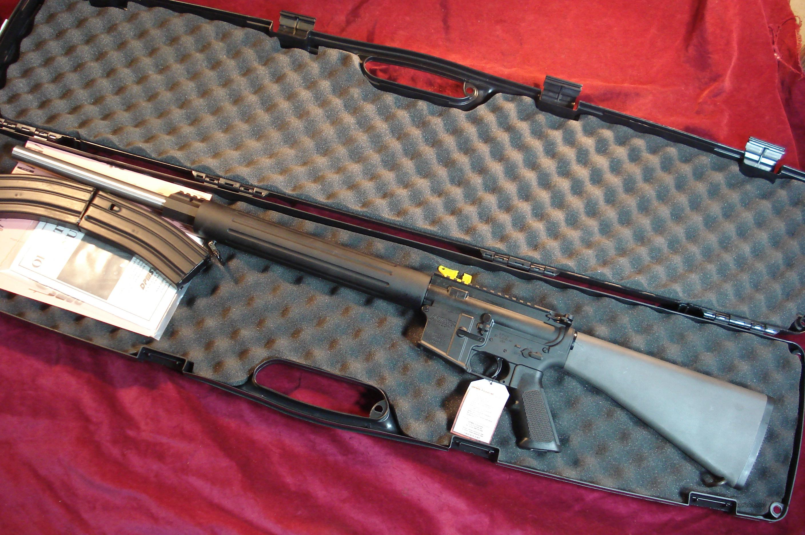 "DPMS PANTHER BULL 24"" STAINLESS NEW  Guns > Rifles > DPMS - Panther Arms > Complete Rifle"