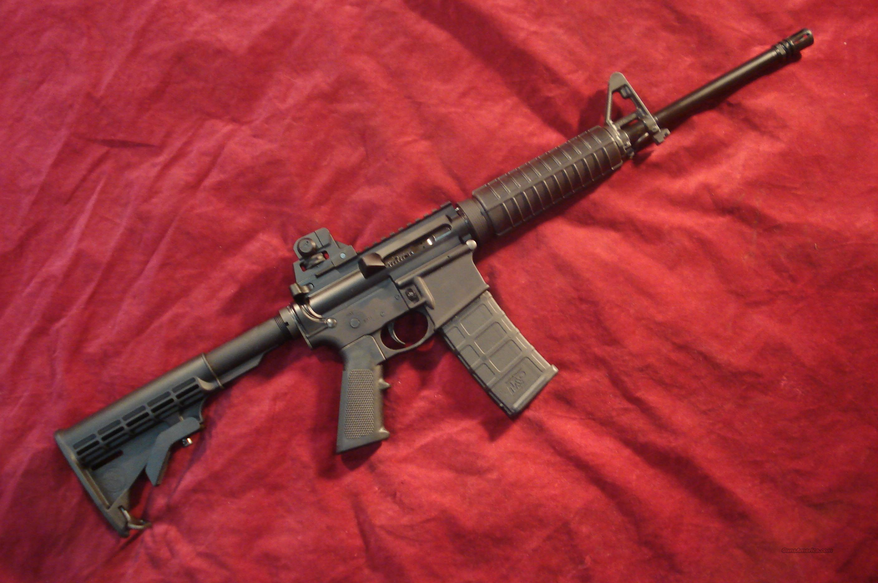 SMITH AND WESSON M&P15 SPORT NEW   Guns > Rifles > AR-15 Rifles - Small Manufacturers > Complete Rifle