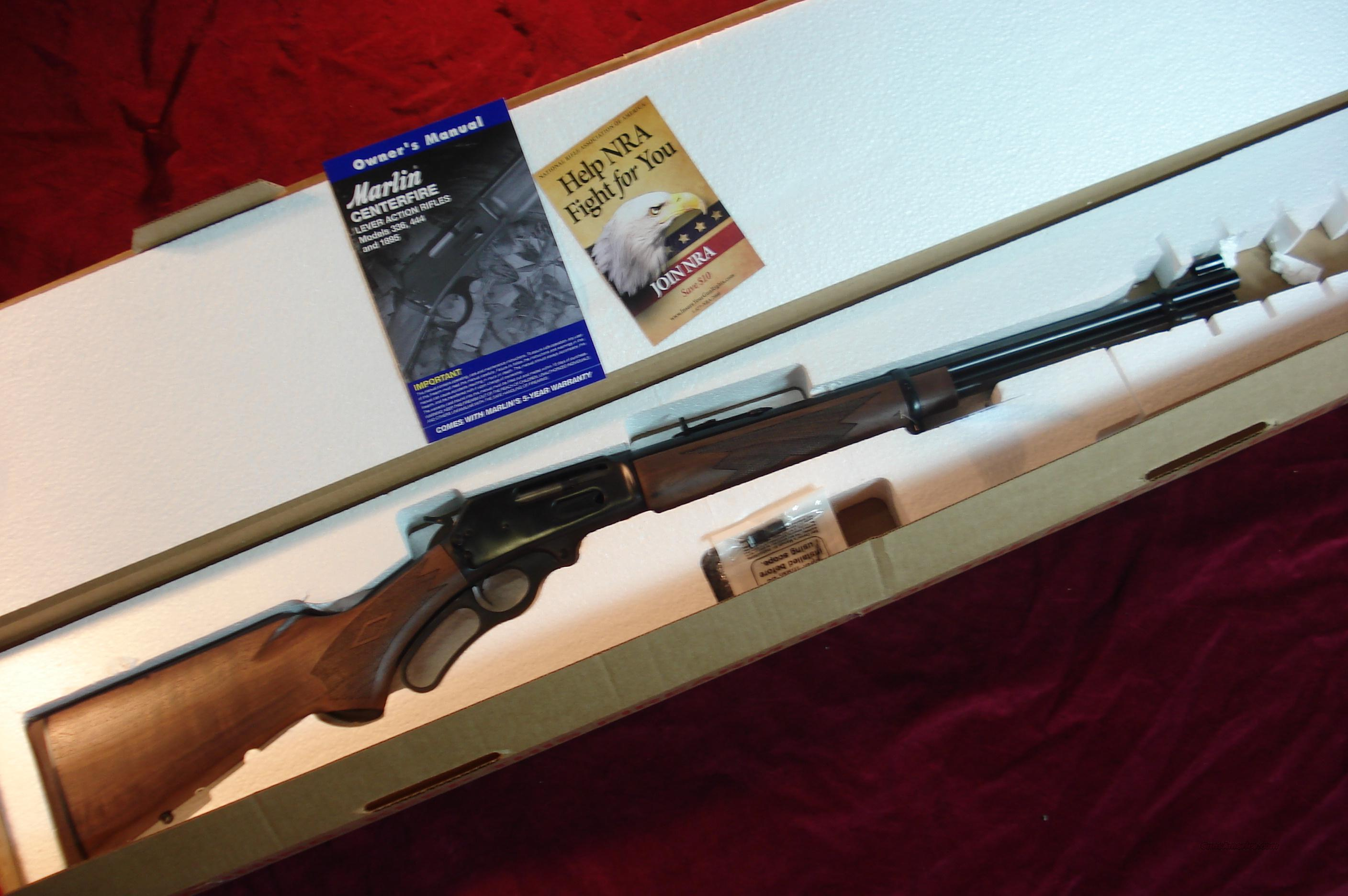 MARLIN 336CS LEVER ACTION  35REM NEW  Guns > Rifles > Marlin Rifles > Modern > Lever Action