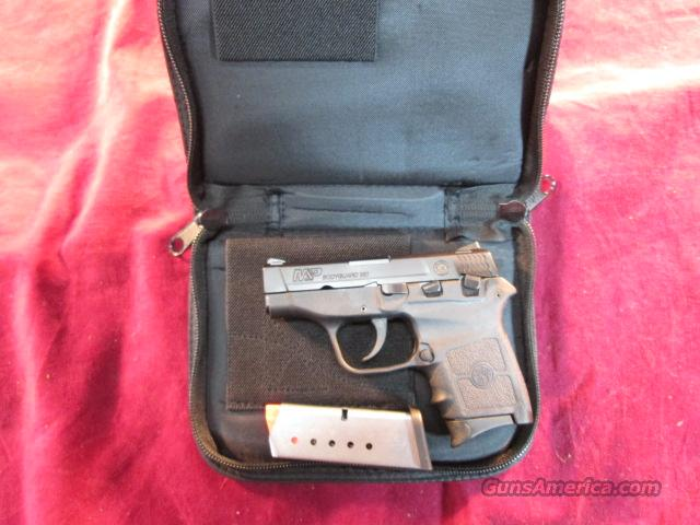 SMITH AND WESSON BODYGUARD 380, NO LASER NEW   Guns > Pistols > Smith & Wesson Pistols - Autos > Polymer Frame