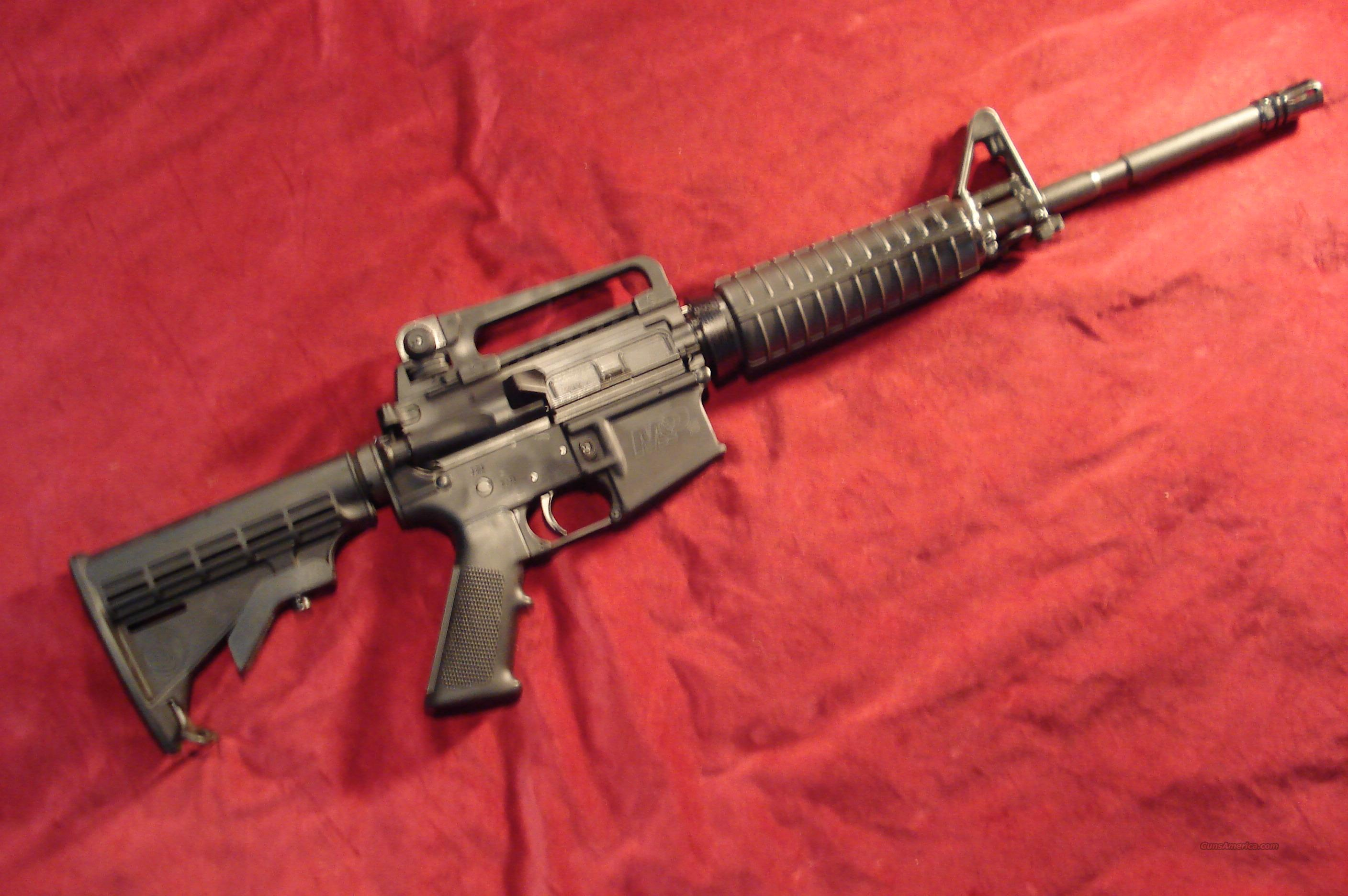SMITH AND WESSON M&P 15 M4A3 223CAL. NEW IN THE BOX  Guns > Rifles > AR-15 Rifles - Small Manufacturers > Complete Rifle
