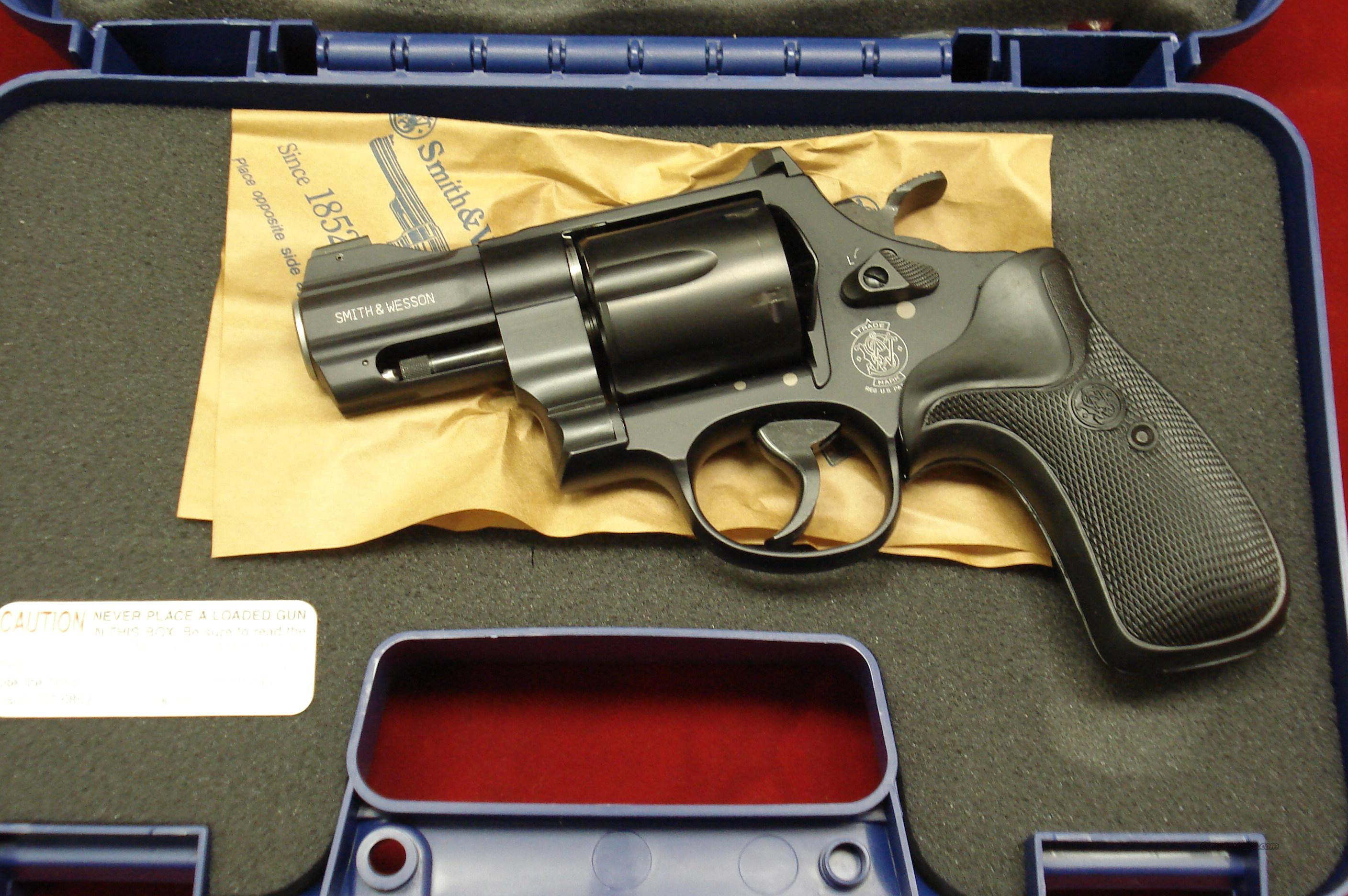SMITH AND WESSON MODEL 329NG NIGHT GUARD .44 MAG NEW  Guns > Pistols > Smith & Wesson Revolvers > Full Frame Revolver