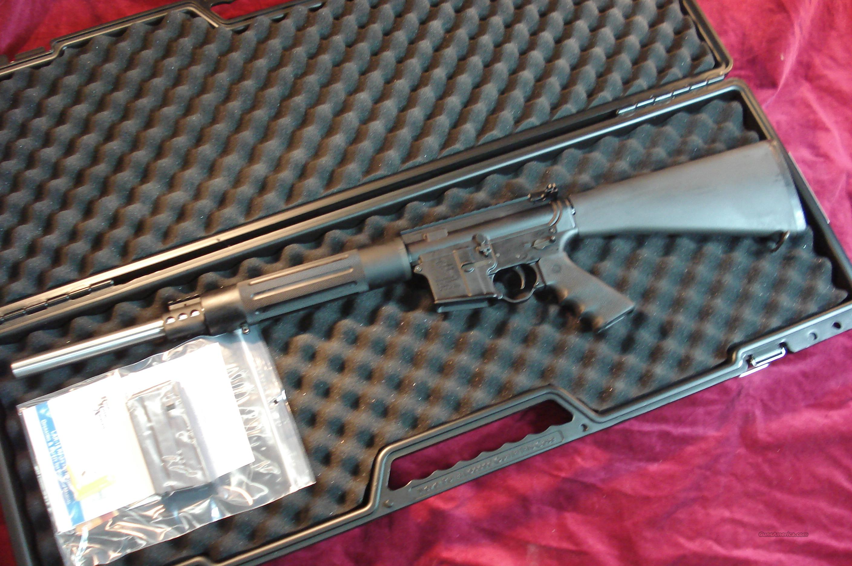 "ROCK RIVER ARMS LAR-15 VARMINT RIFLE 18"" STAINLESS HEAVY BARREL 223/5.56 CAL NEW  Guns > Rifles > Rock River Arms Rifles"