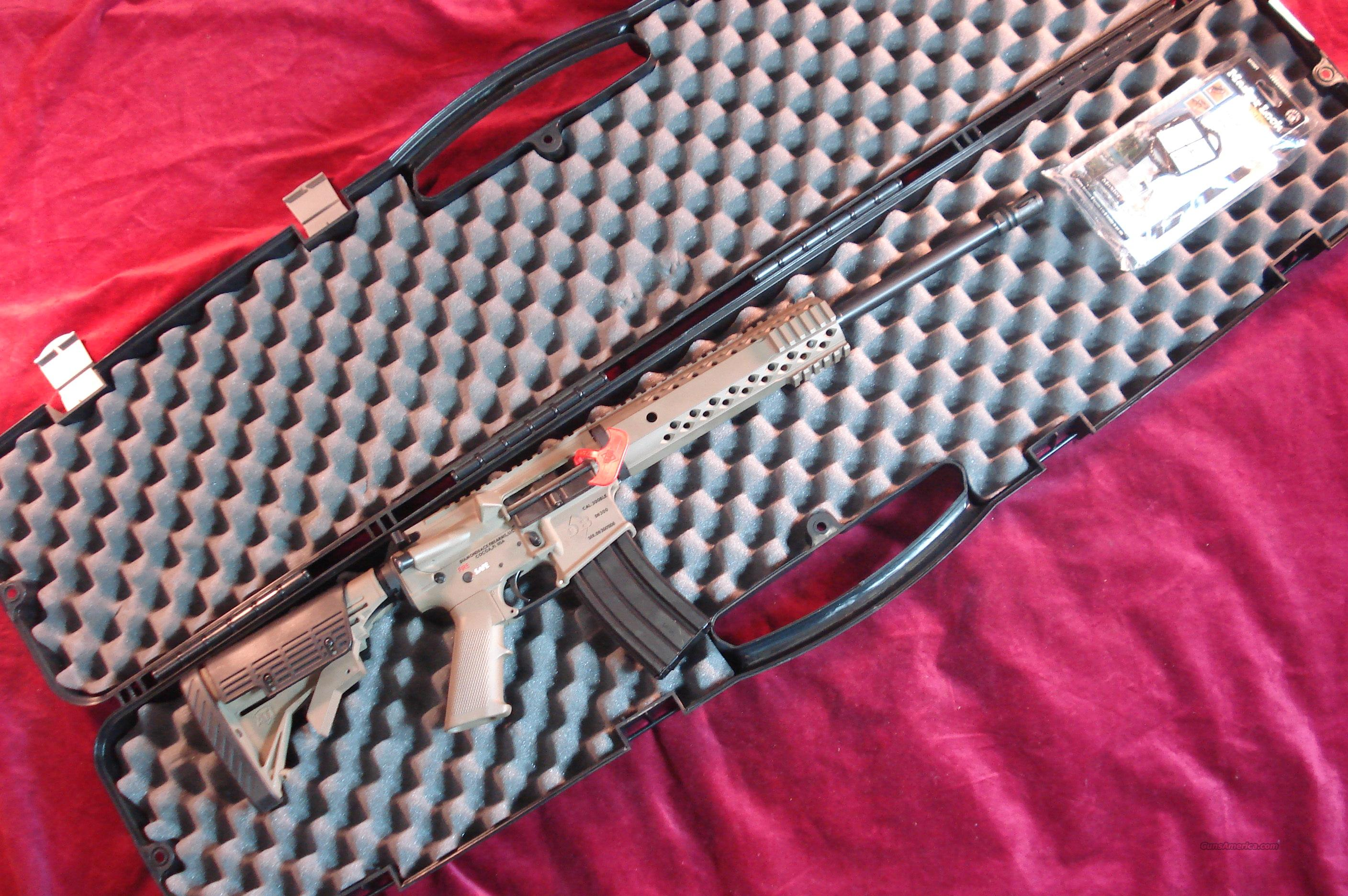 DIAMONDBACK DB-15 300 BLACKOUT CAL FDE A3 FLAT TOP NEW  Guns > Rifles > AR-15 Rifles - Small Manufacturers > Complete Rifle