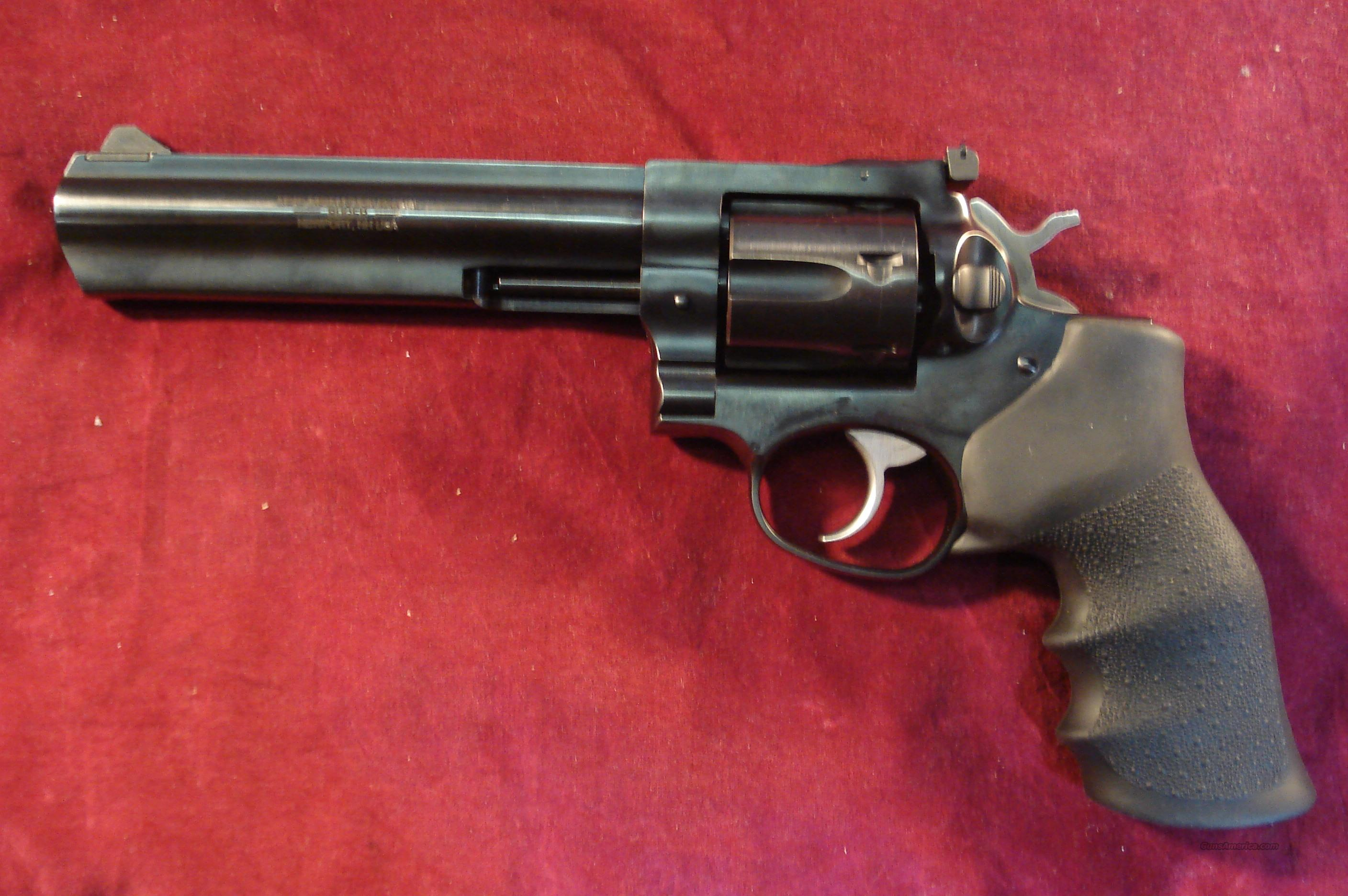 "RUGER GP100 357 MAGNUM 6"" BLUED NEW  Guns > Pistols > Ruger Double Action Revolver > Security Six Type"