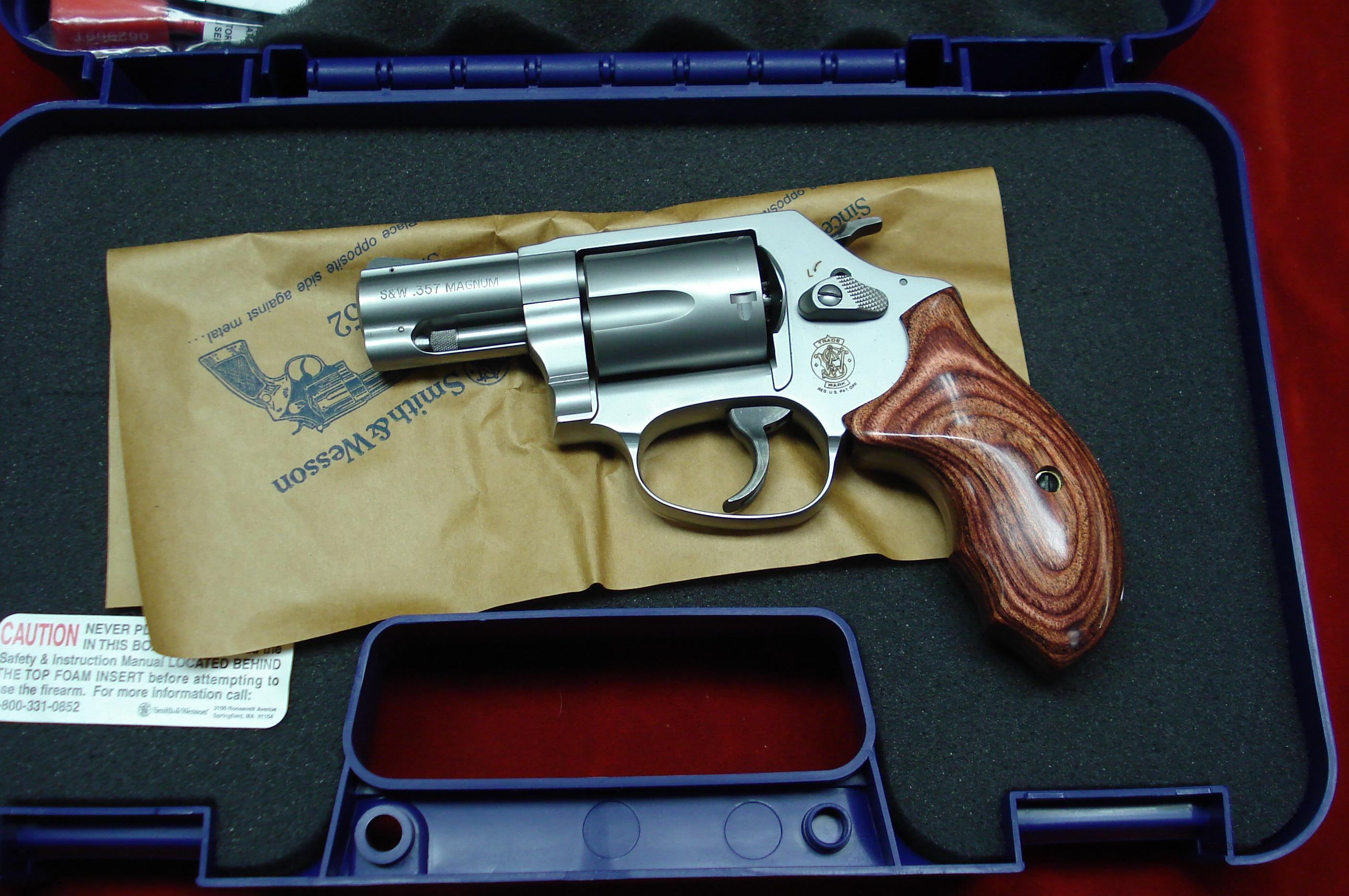 {{ FACTORY REBATE OFFER }} SMITH AND WESSON  MODEL 60LS LADY SMITH 357MAG STAINLESS  NEW  Guns > Pistols > Smith & Wesson Revolvers > Pocket Pistols