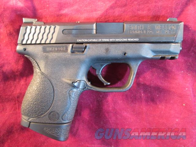 SMITH AND WESSON M&P 9 COMPACT USED  Guns > Pistols > Smith & Wesson Pistols - Autos > Polymer Frame