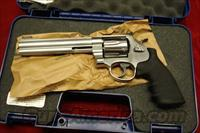 "SMITH AND WESSON 629 CLASSIC 6"" 44MAG. HI-VIS SIGHTS NEW   Guns > Pistols > Smith & Wesson Revolvers > Model 629"
