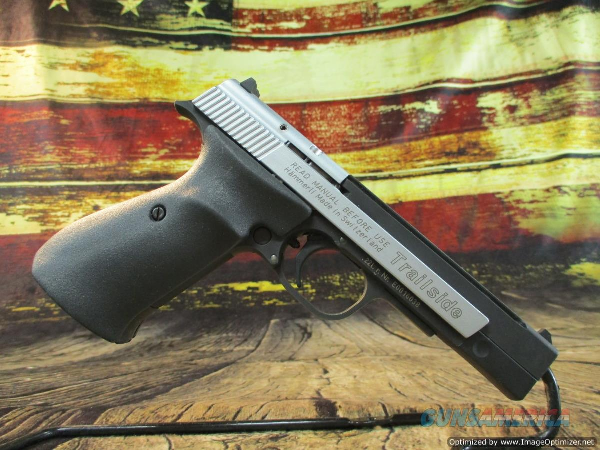 Sig Arms Trailside by Hammerli 22lr Used (67095)  Guns > Pistols > Sig - Sauer/Sigarms Pistols > Other