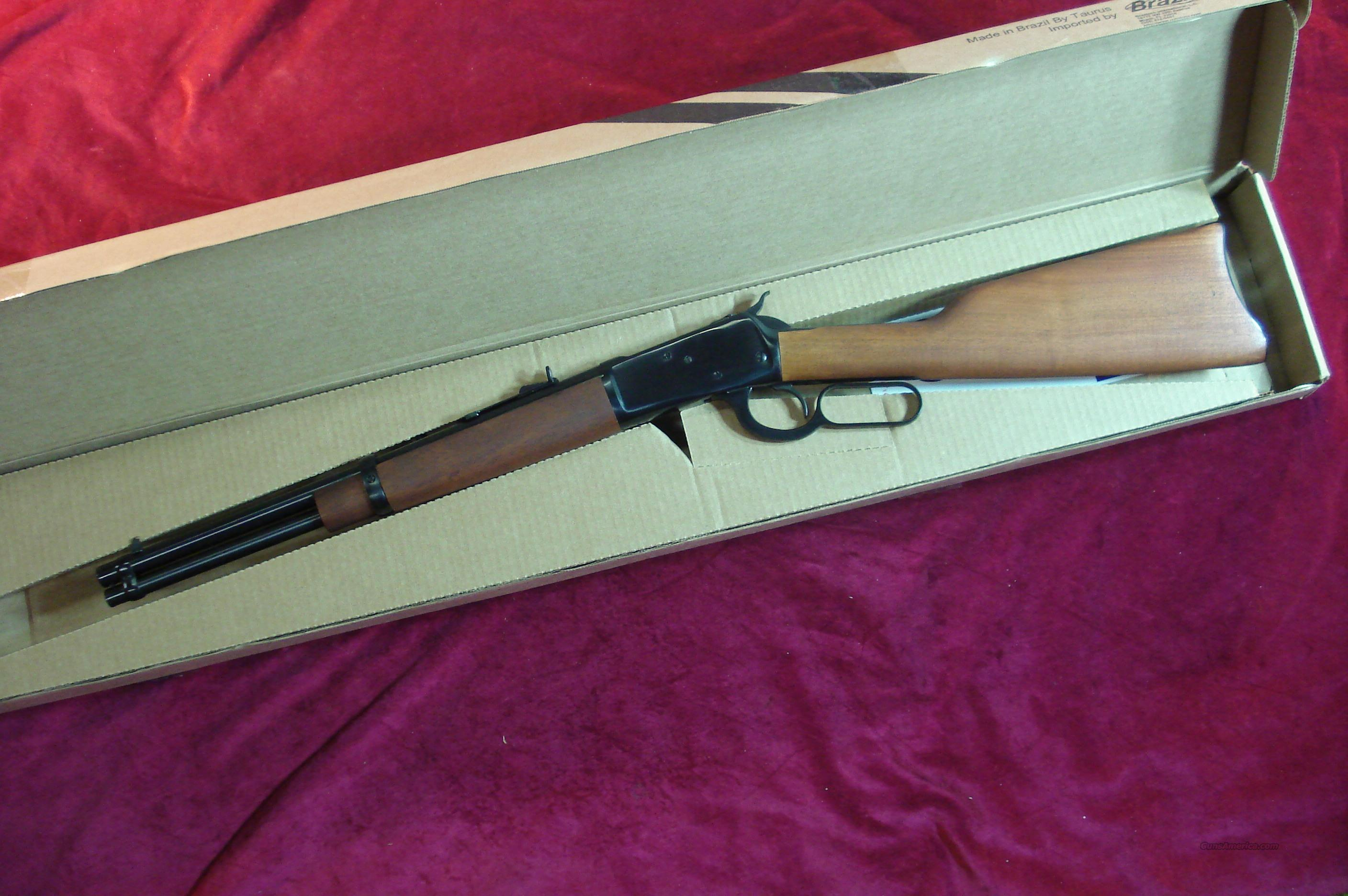 "ROSSI 16"" BLUE 92 LEVER ACTION 357MAG NEW  Guns > Rifles > Rossi Rifles > Cowboy"