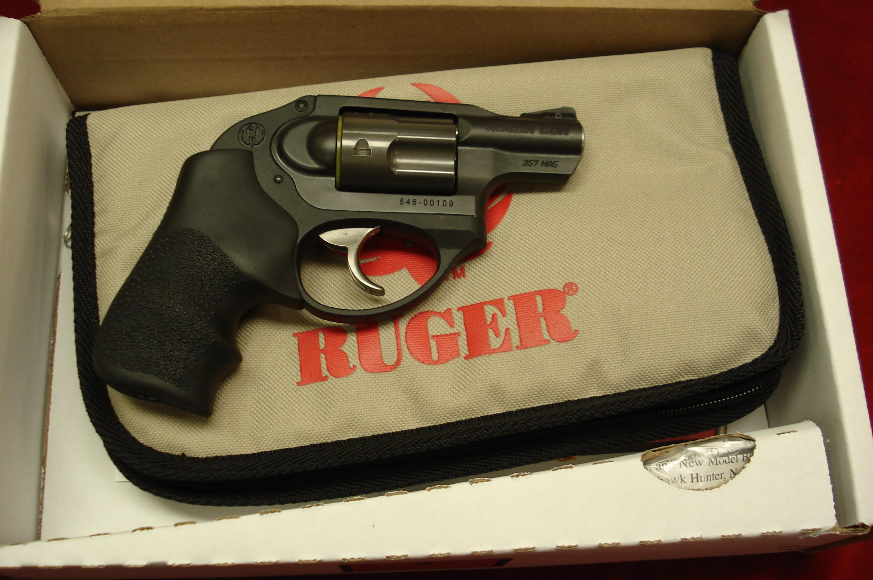 RUGER LCR 357MAG. CAL. NEW   (05450)  Guns > Pistols > Ruger Double Action Revolver > SP101 Type