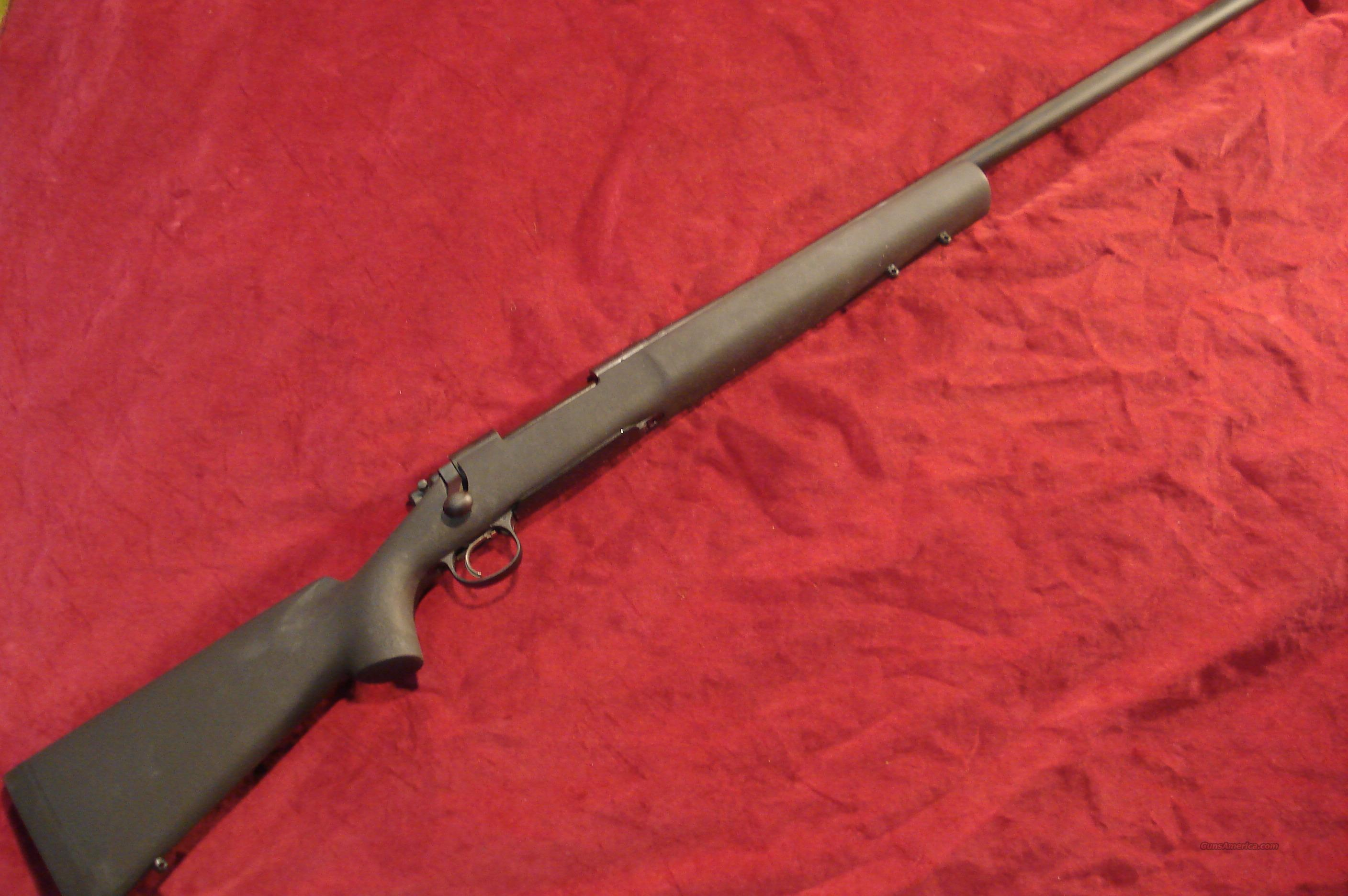 REMINGTON 700 POLICE 300WIN. MAG. NEW  Guns > Rifles > Remington Rifles - Modern > Model 700 > Tactical