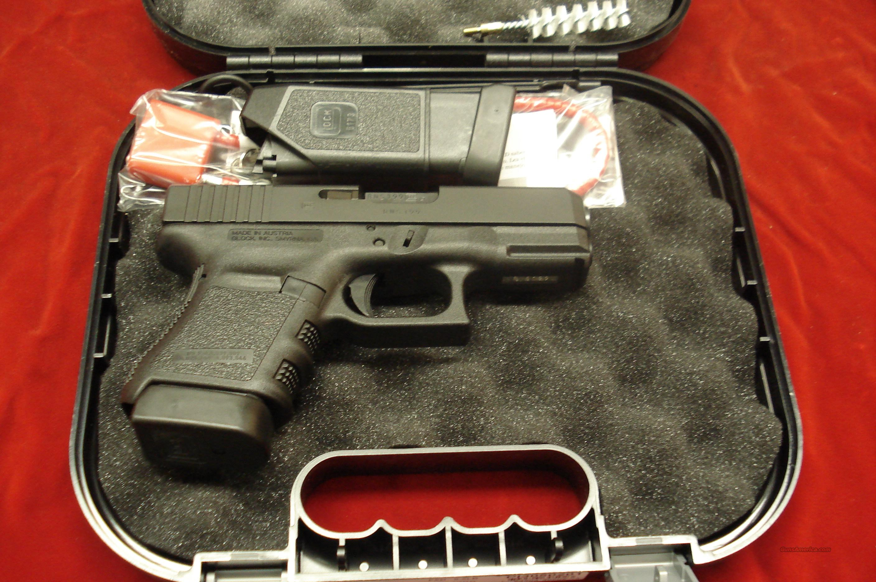 GLOCK MODEL 30 45ACP NEW   Guns > Pistols > Glock Pistols > 29/30/36