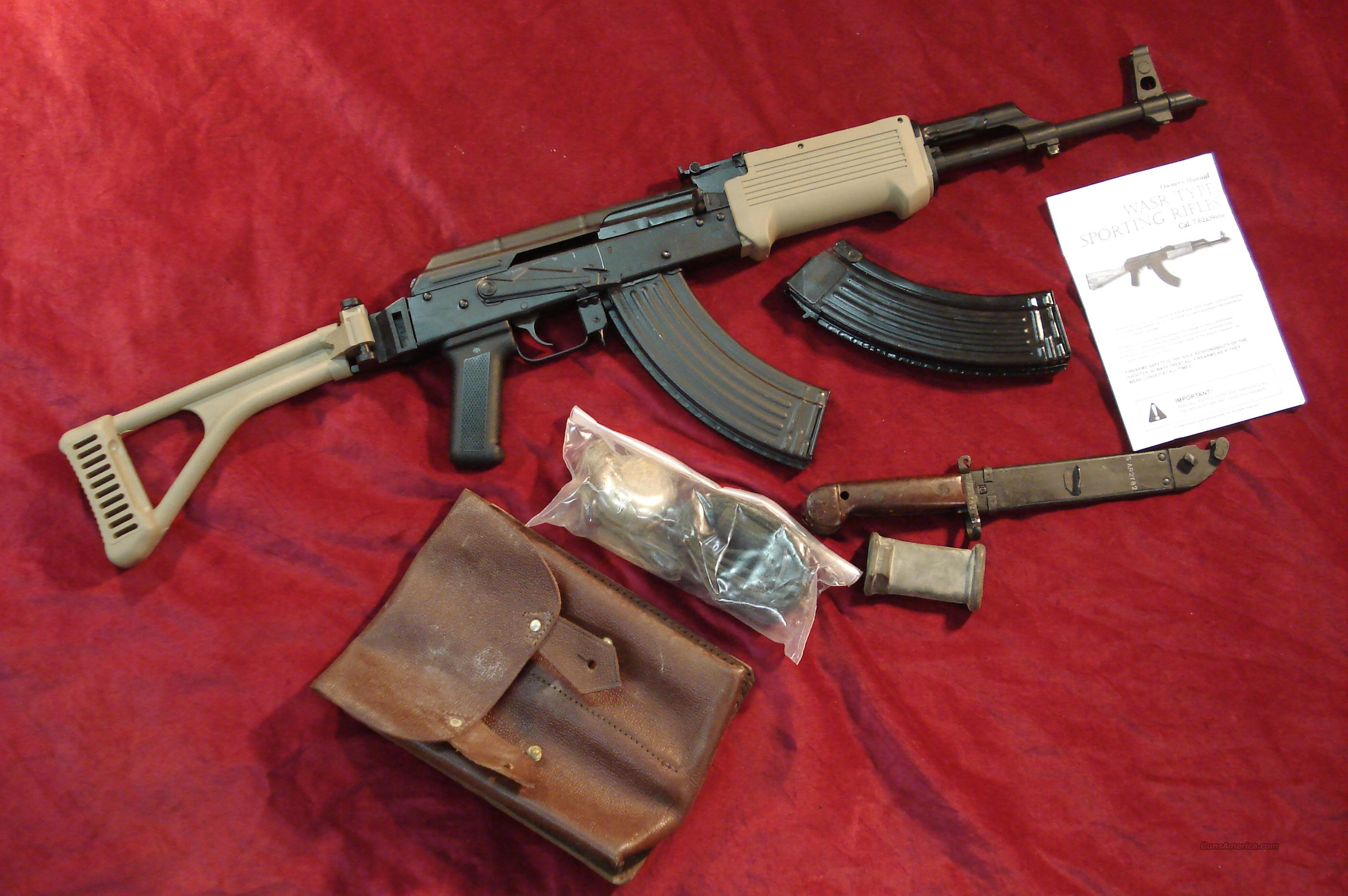 CENTURY AK-47 DARK EARTH SIDE FOLDING STOCK SET WITH  ACCESSORIES NEW  Guns > Rifles > AK-47 Rifles (and copies) > Folding Stock