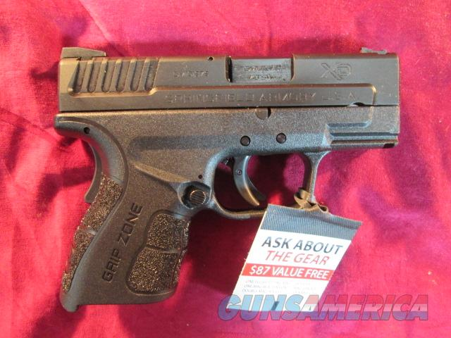 "SPRINGFIELD ARMORY XD MOD.2 .40CAL SUB COMPACT 3"" HI-CAP NEW  Guns > Pistols > Springfield Armory Pistols > XD (eXtreme Duty)"