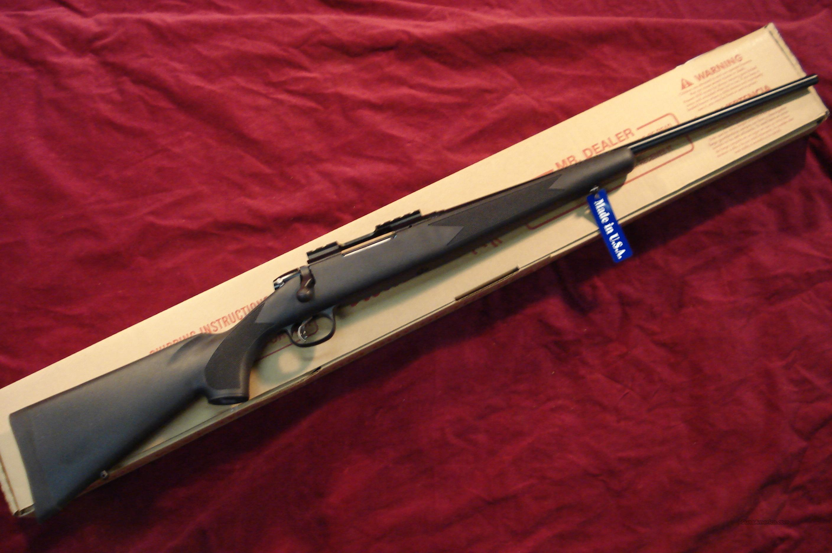 MARLIN XS7 308CAL NEW     Guns > Rifles > Marlin Rifles > Modern > Bolt/Pump