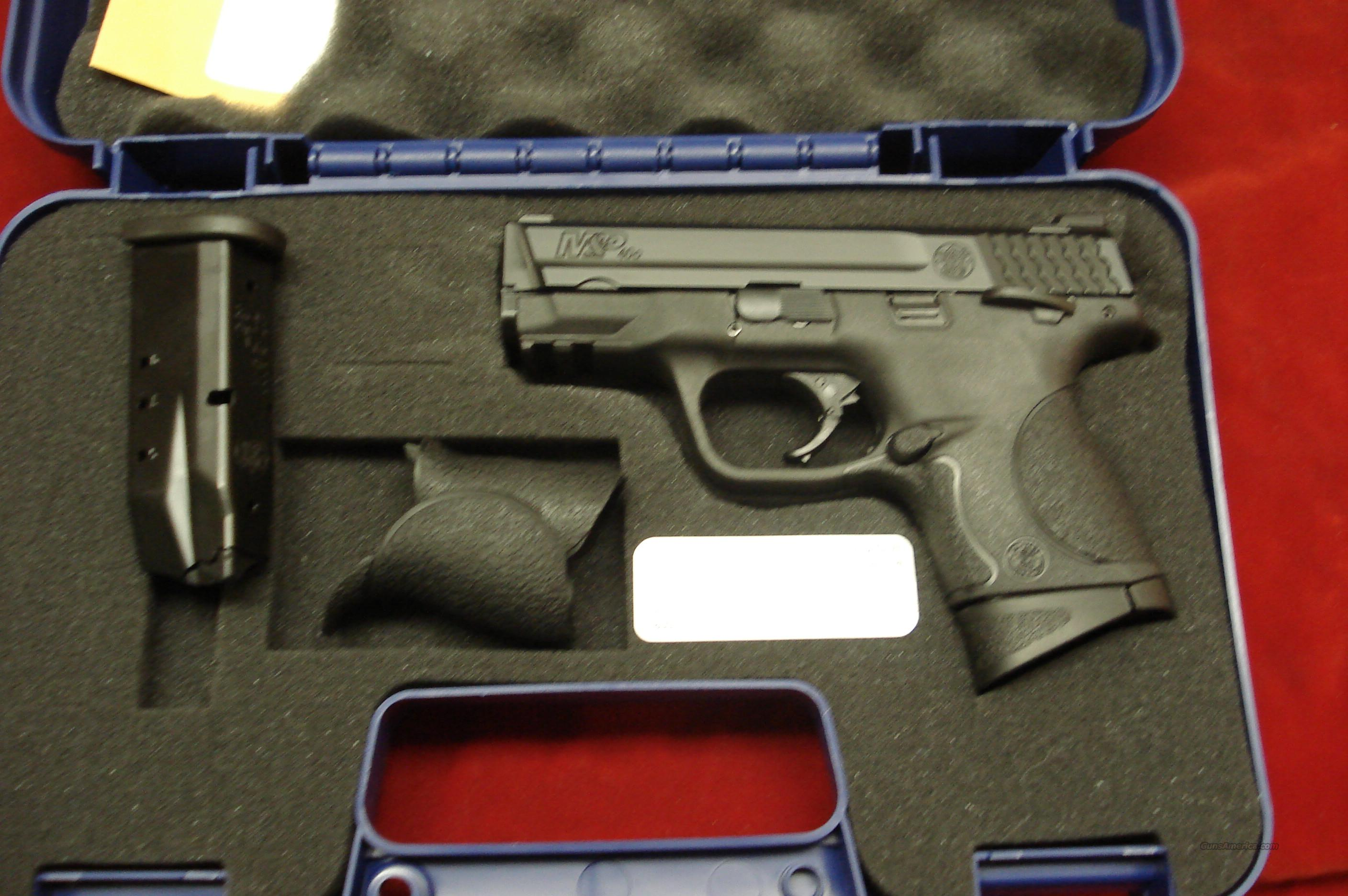 SMITH AND WESSON M&P COMPACT 40CAL W/THUMB SAFETY  NEW   Guns > Pistols > Smith & Wesson Pistols - Autos > Polymer Frame