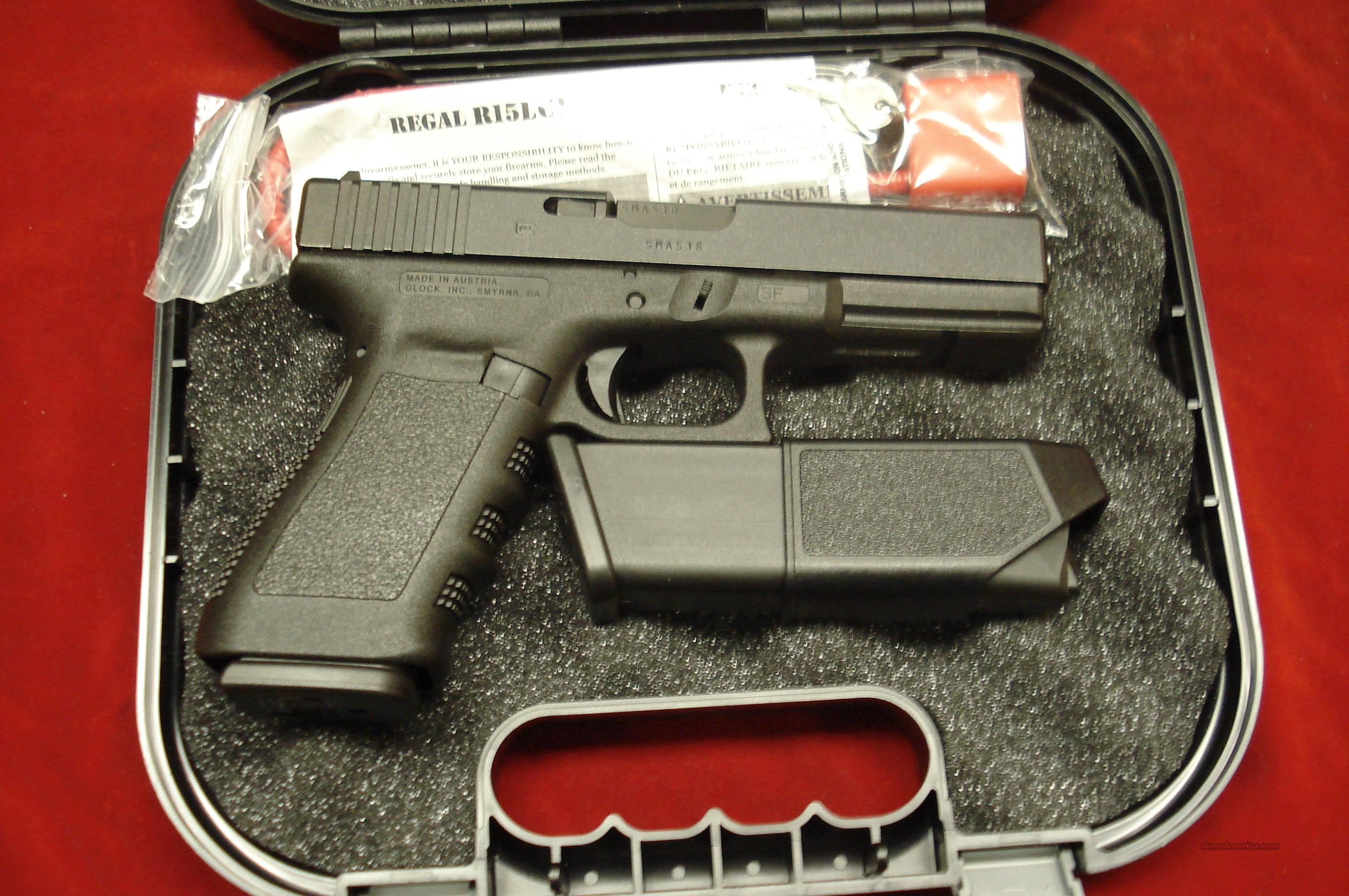 GLOCK MODEL 20SF (SLIM FRAME) 10MM HIGH CAP NEW  Guns > Pistols > Glock Pistols > 20/21