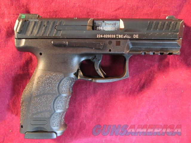 HK VP9 9MM LE STRIKER FIRED W/ NIGHT SIGHTS AND 3 HIGH CAP MAGS NEW  Guns > Pistols > Heckler & Koch Pistols > Polymer Frame