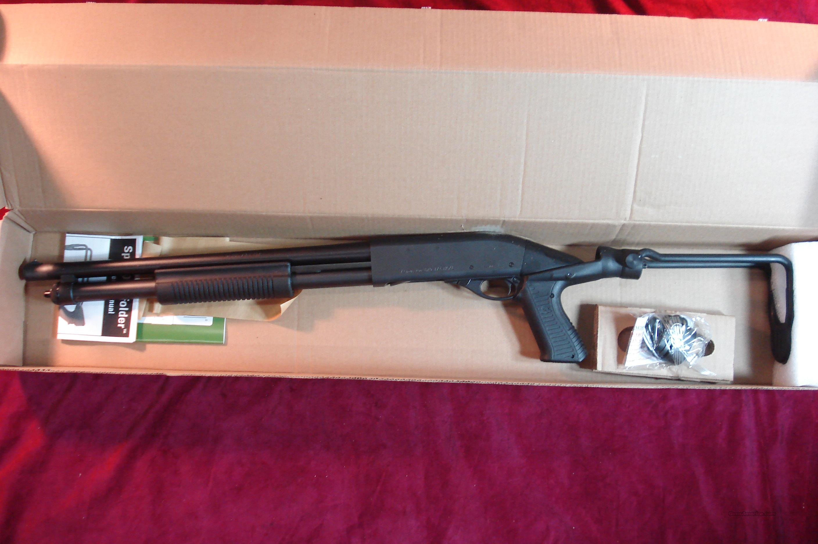 REMINGTON 870 12G TAC2 MAGNUM KNOXX SPEC-OPS FOLDING STOCK NEW   Guns > Shotguns > Remington Shotguns  > Pump > Tactical